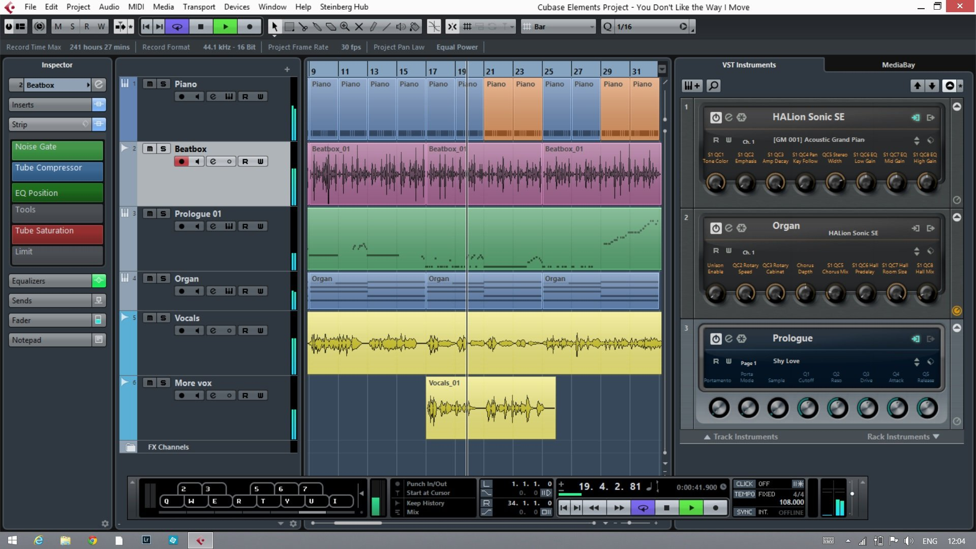 steinberg cubase elements 8 review