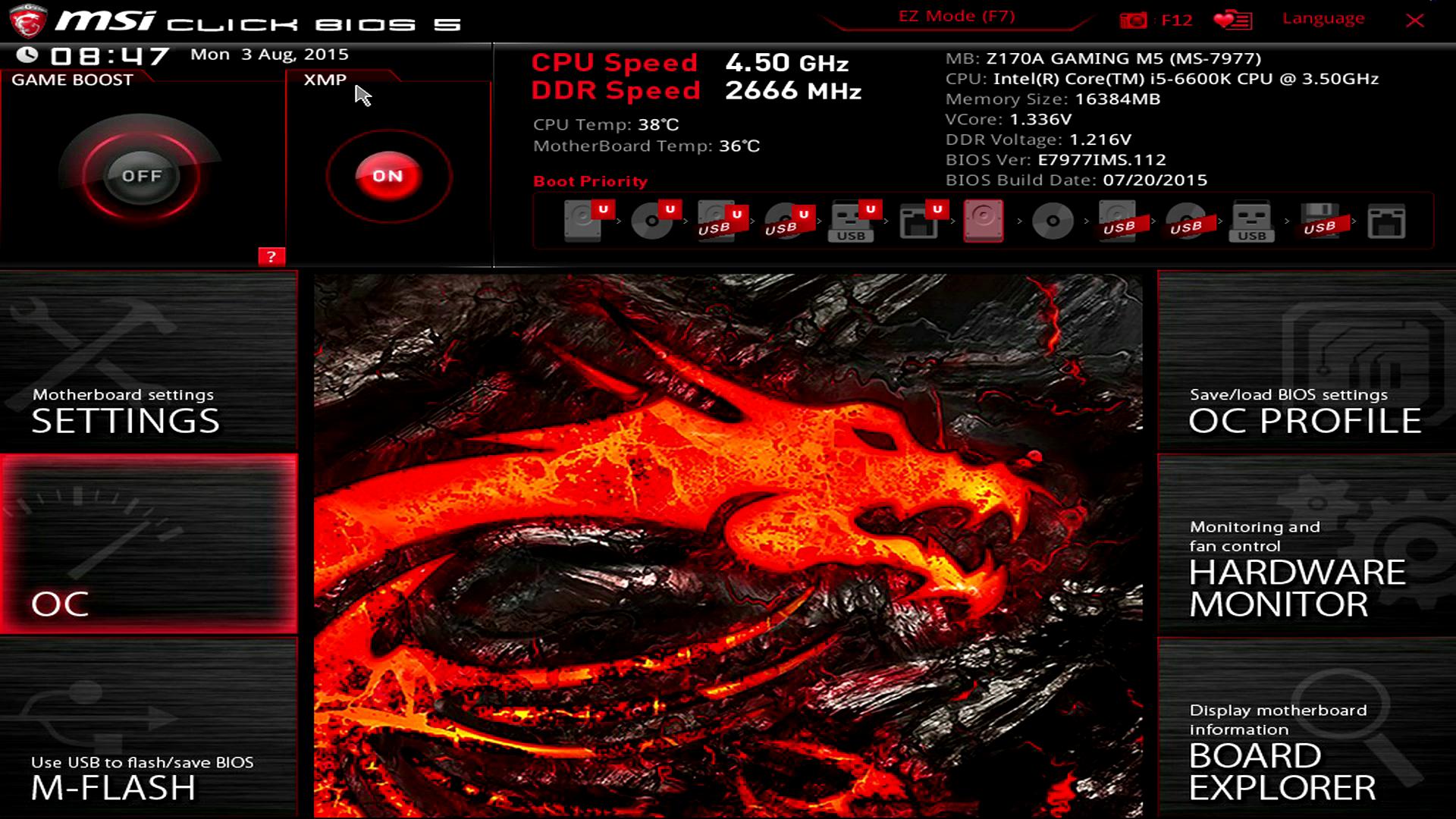 MSI Z170A Gaming M5 | Expert Reviews