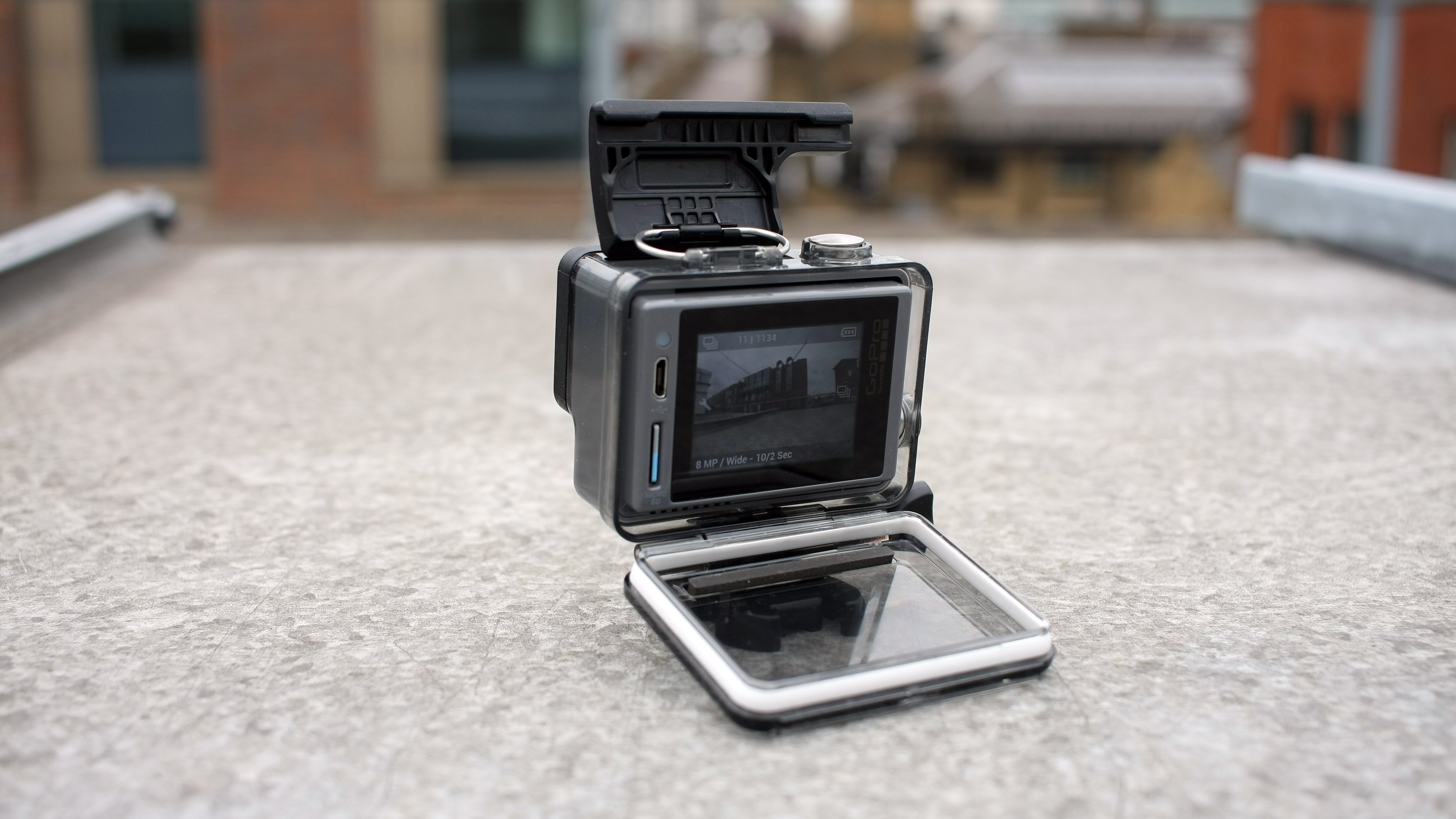 GoPro Hero+ LCD review | Expert Reviews