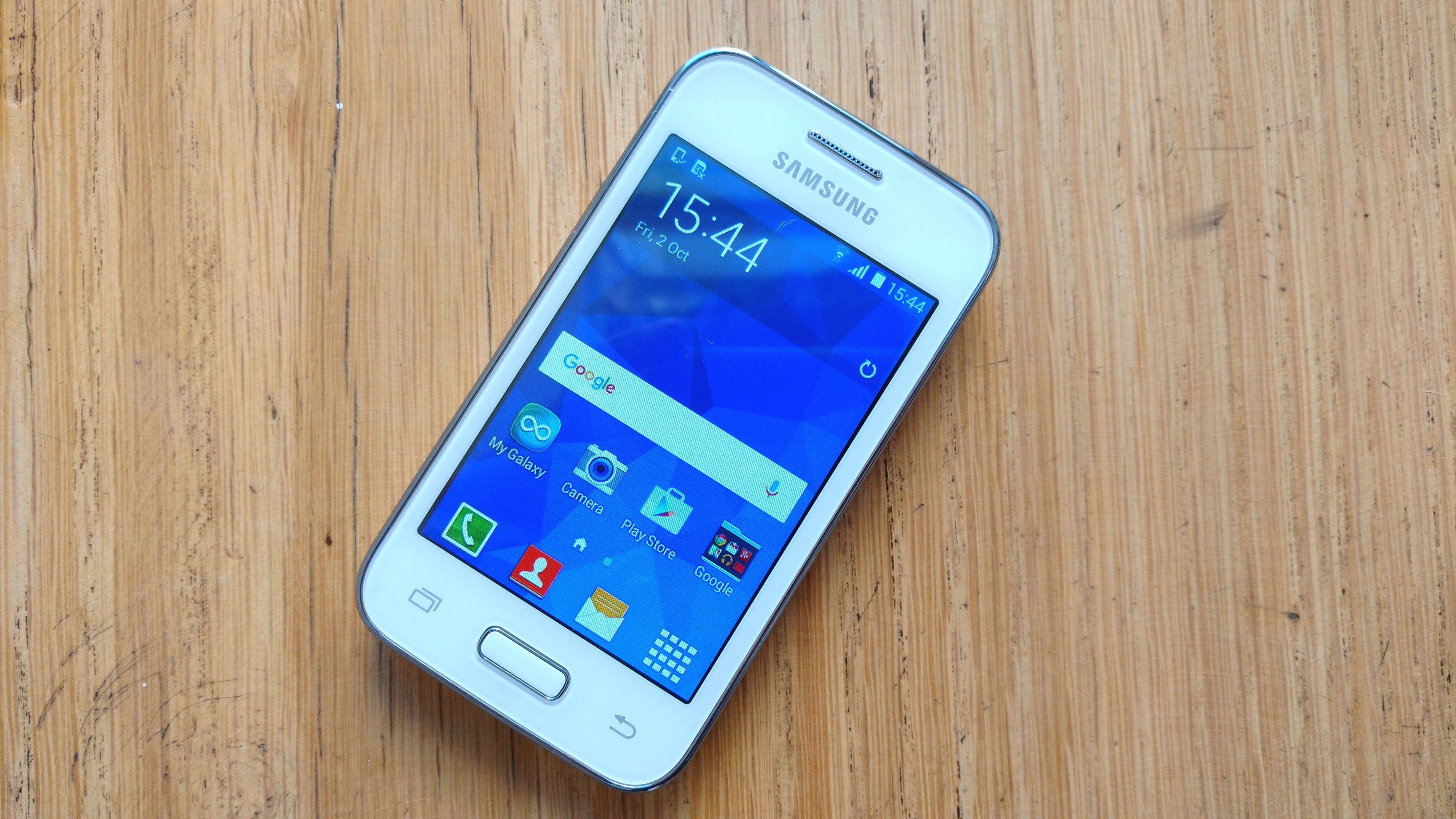 Samsung Galaxy Young 2 Review Expert Reviews