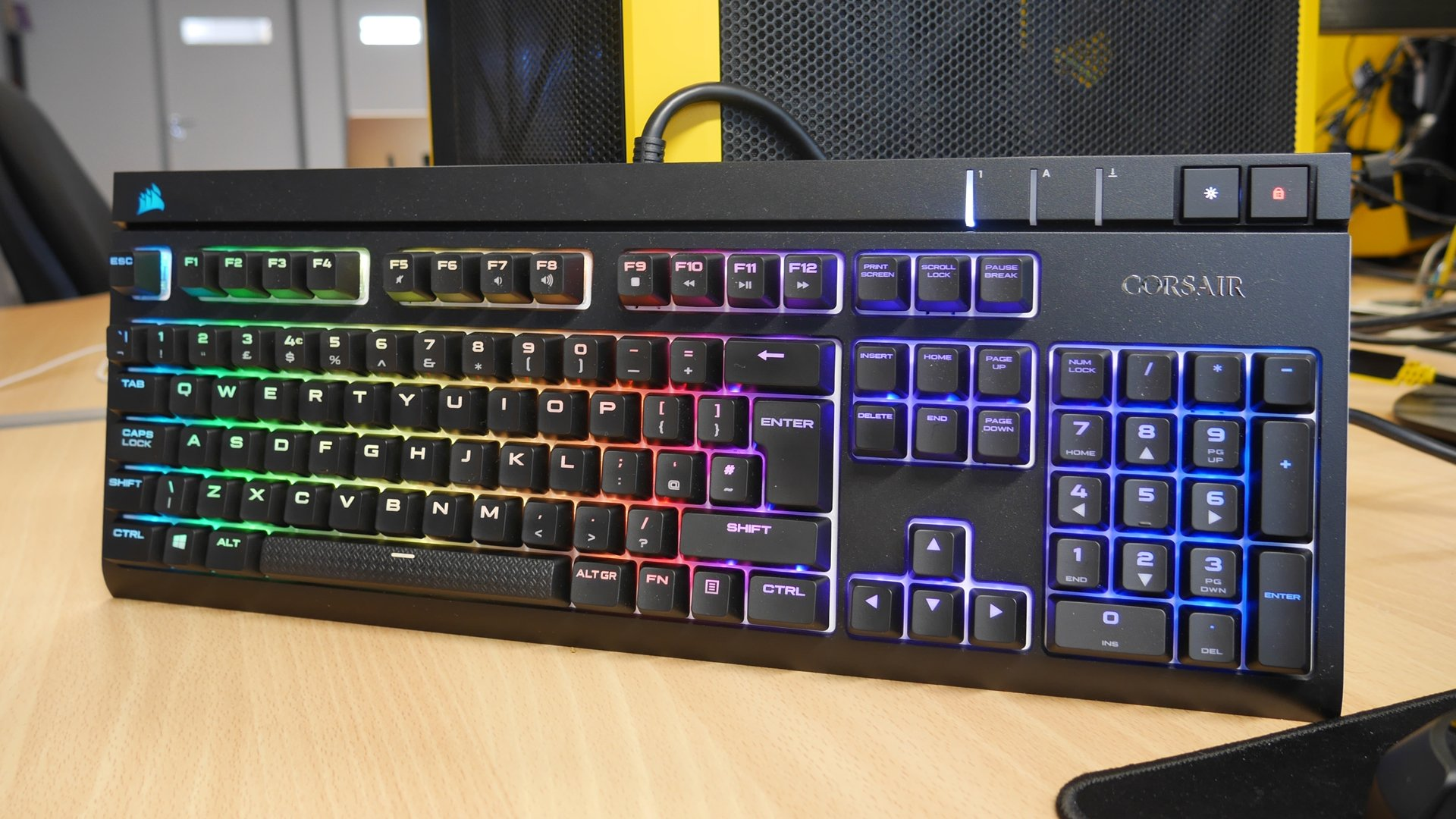 3ff7f63d089 Corsair STRAFE Silent RGB review | Expert Reviews