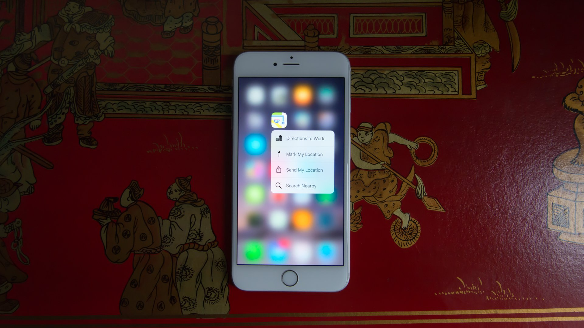 iphone 6s features how to use every 3d touch feature on the iphone 6s 1086