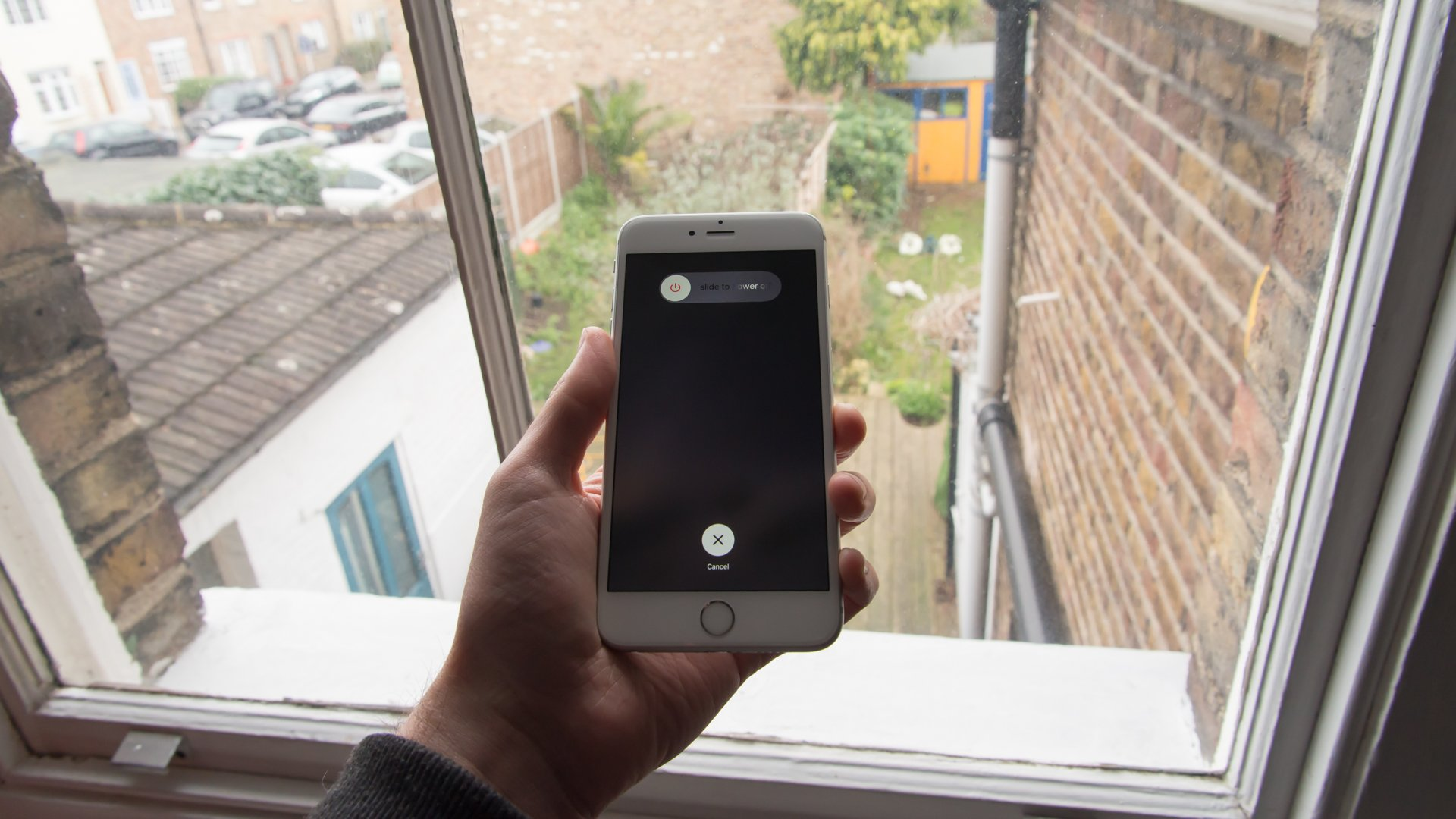 refresh iphone