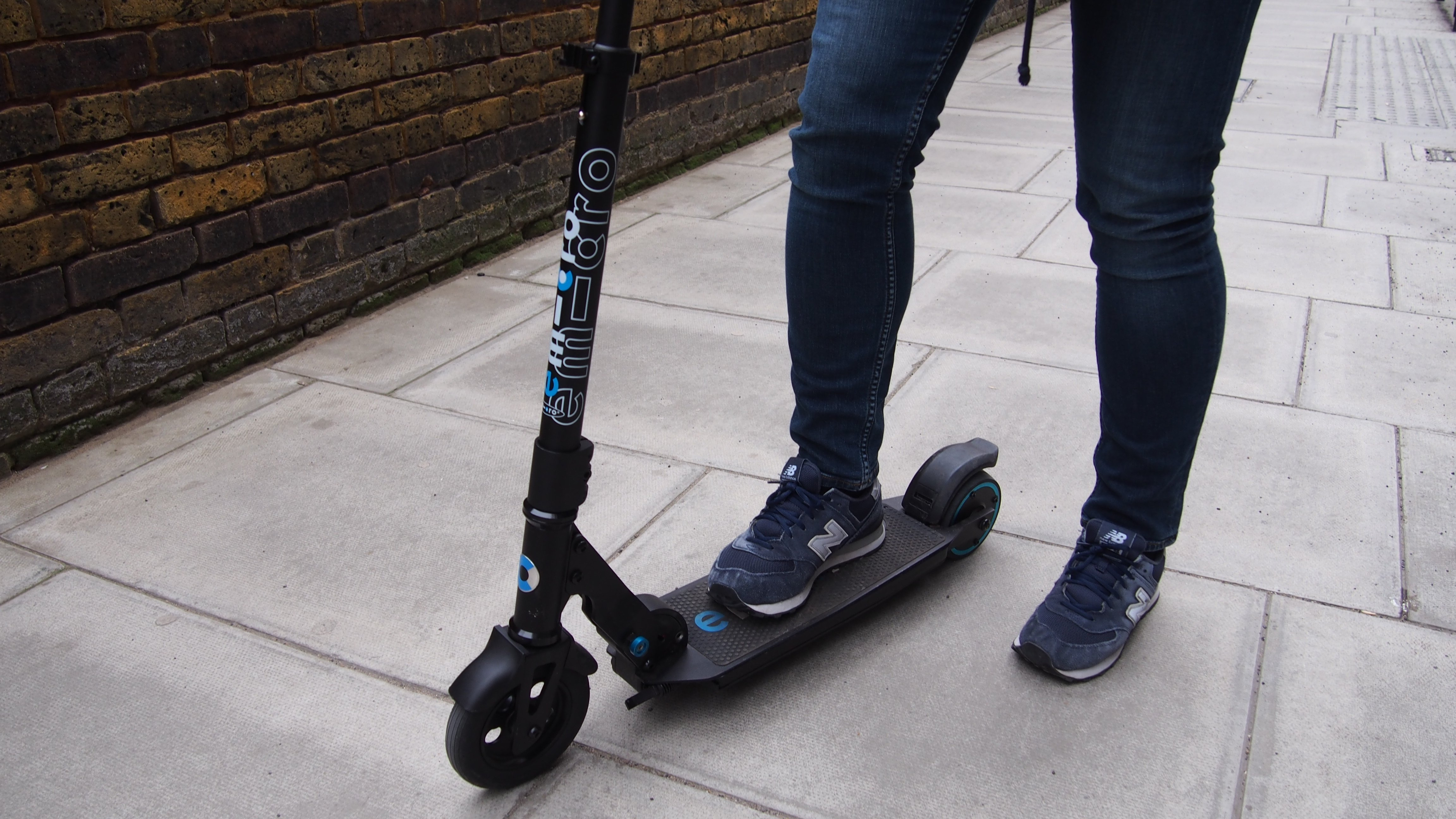 Emicro One Scooter Review One Day All Scooters Will Be