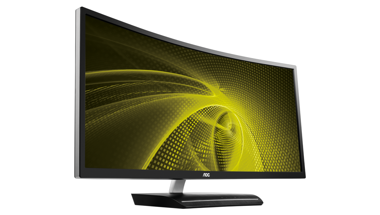 Aoc C3583fq Review A Curved 160hz Gaming Monitor