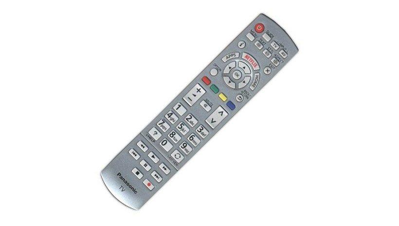 Panasonic Viera TX-50DXU701 TV Vista