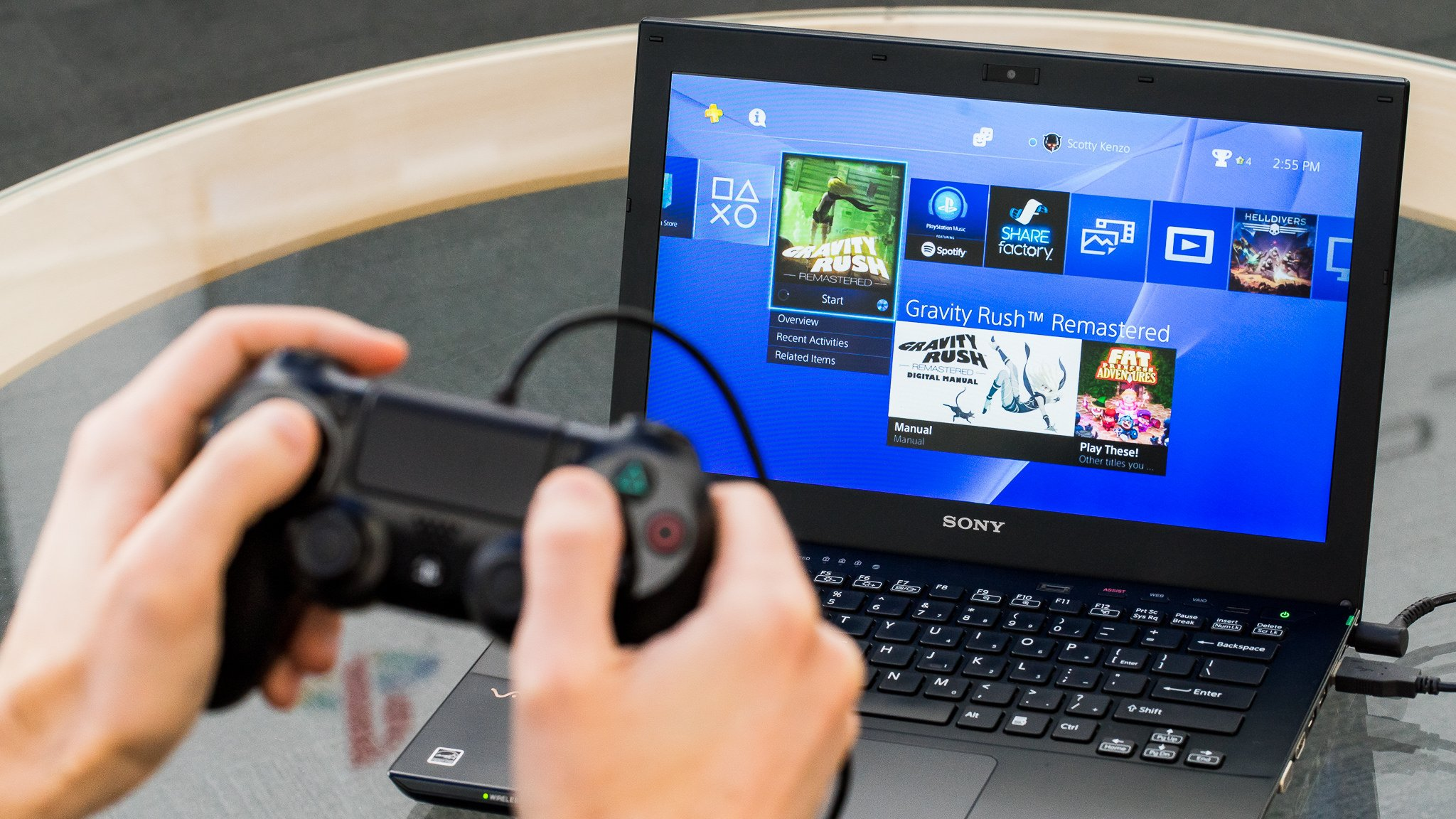 PS4 Remote Play finally lets you stream games to your PC or Mac