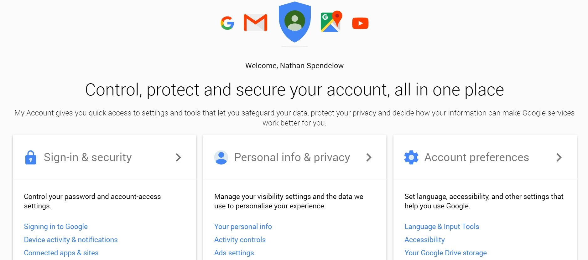 How do i recover my gmail account password