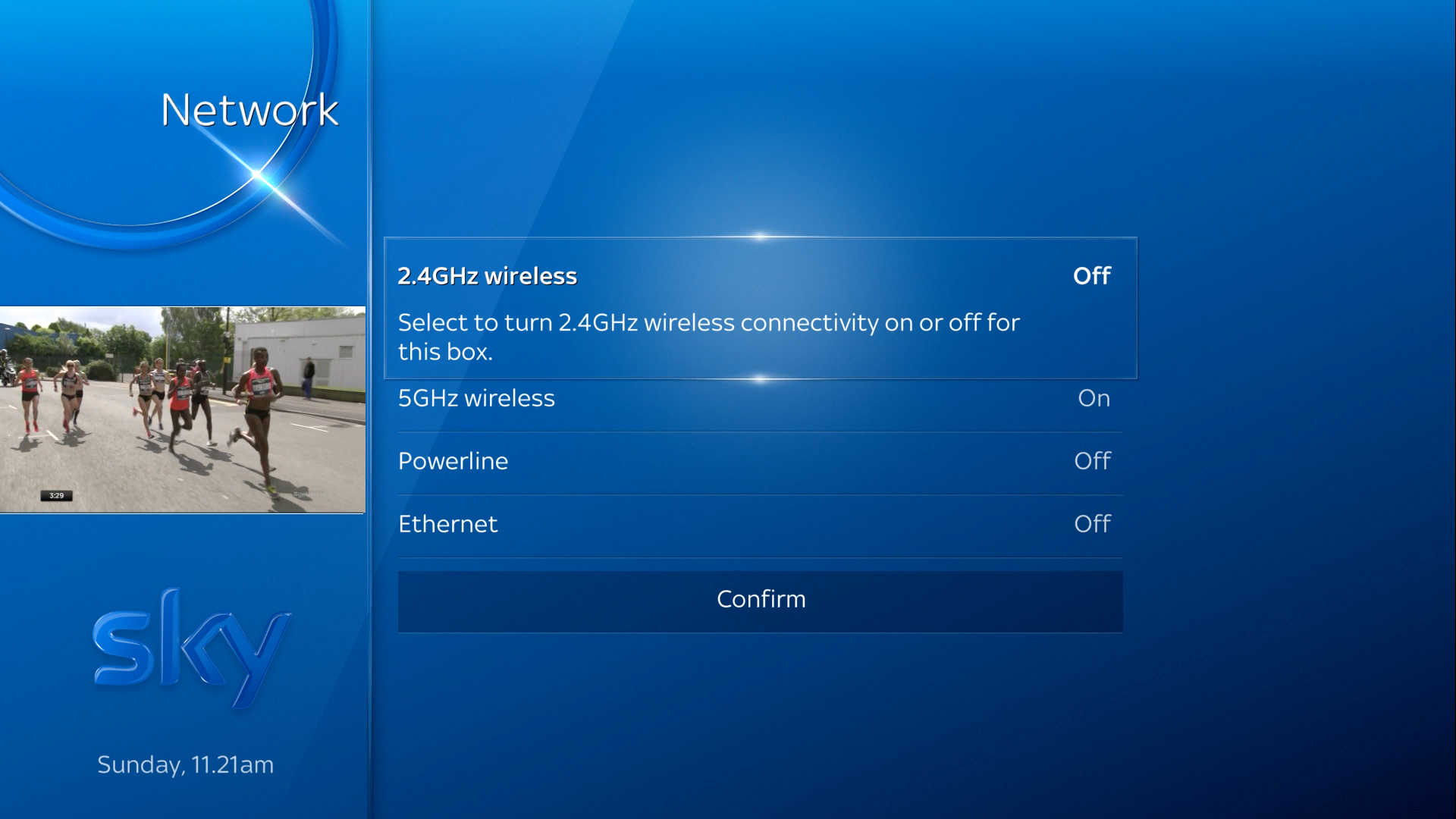 Should you disable the Sky Q 2 4GHz mode? | Expert Reviews