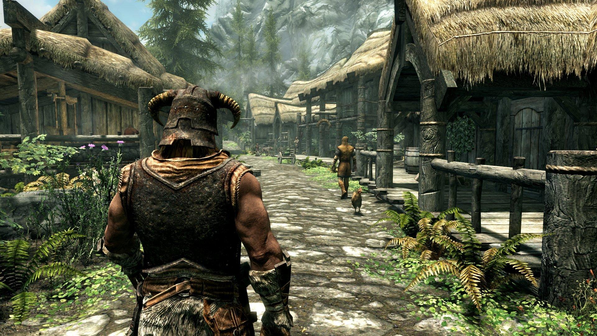 The Elder Scrolls V: Skyrim Special Edition - E3 news