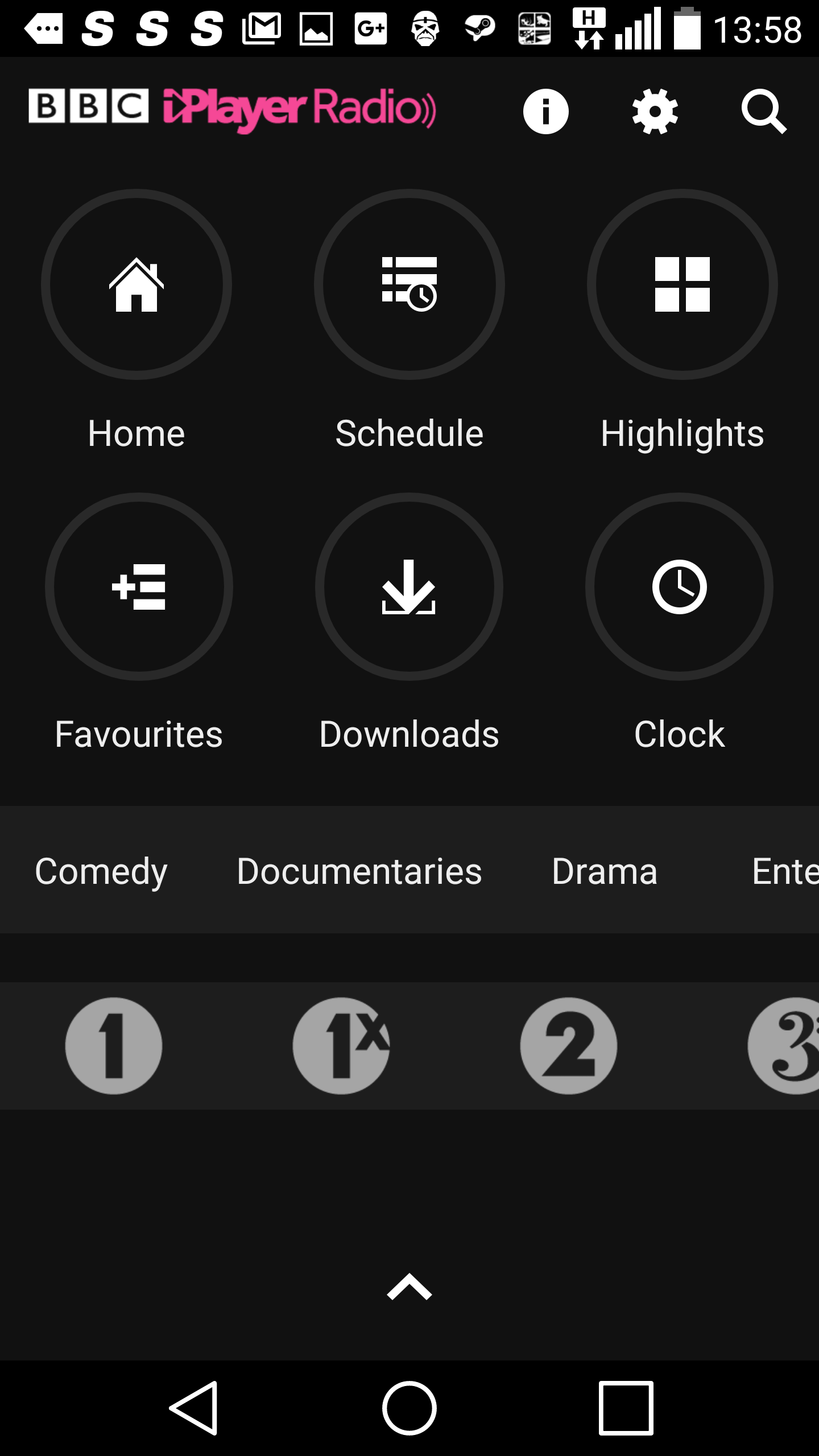 Bbc iplayer app now supports downloads on nearly all android devices.