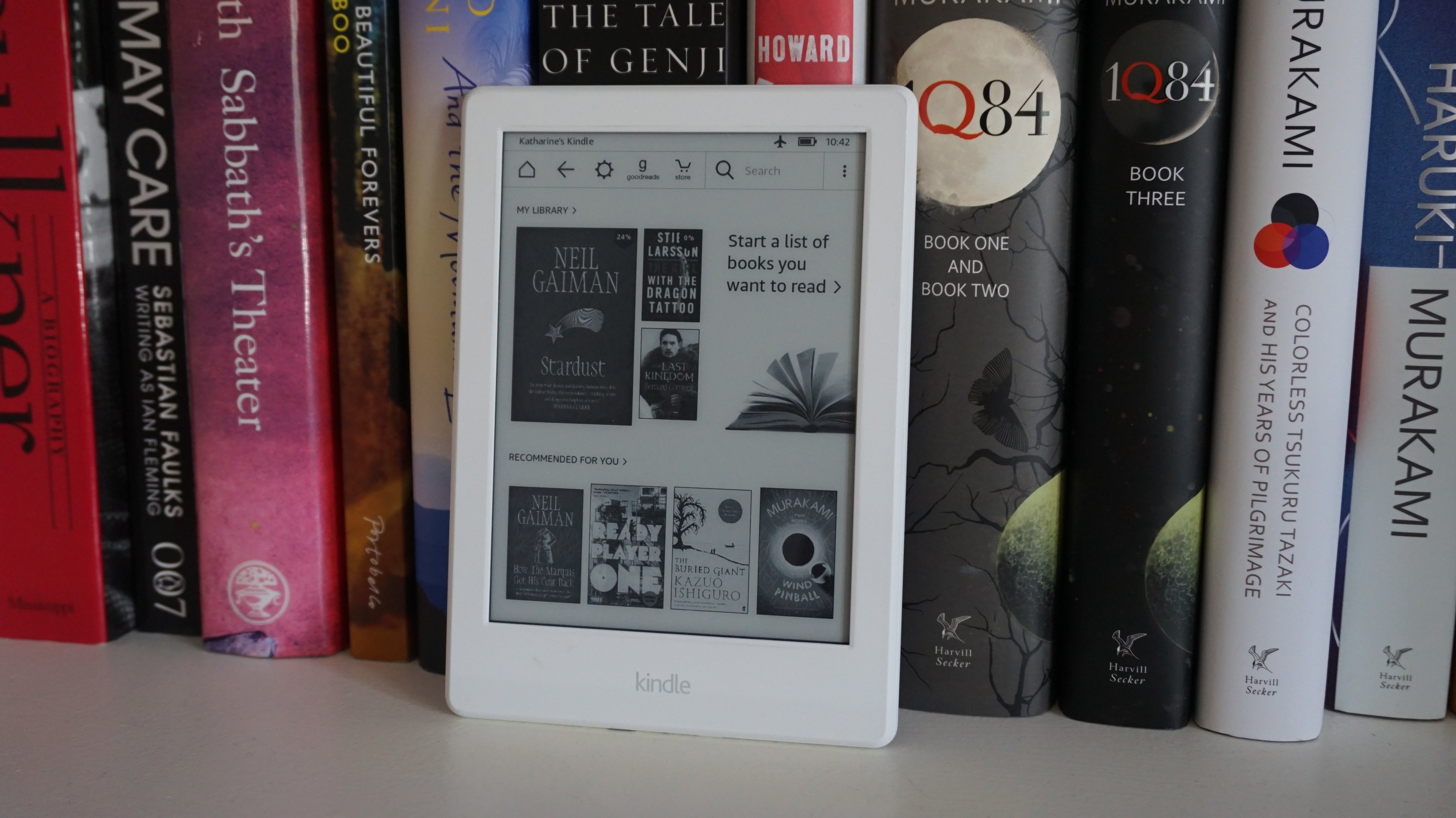 Amazon Kindle (2016) review: The best low-cost e-reader you