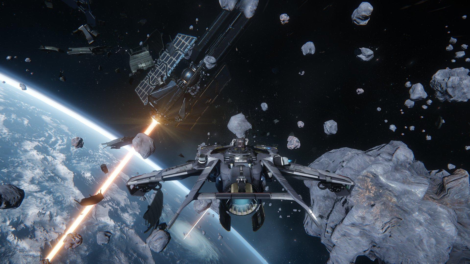 Star Citizen Release Date Alpha 3 3 5 Update Features An Entire Planet Expert Reviews