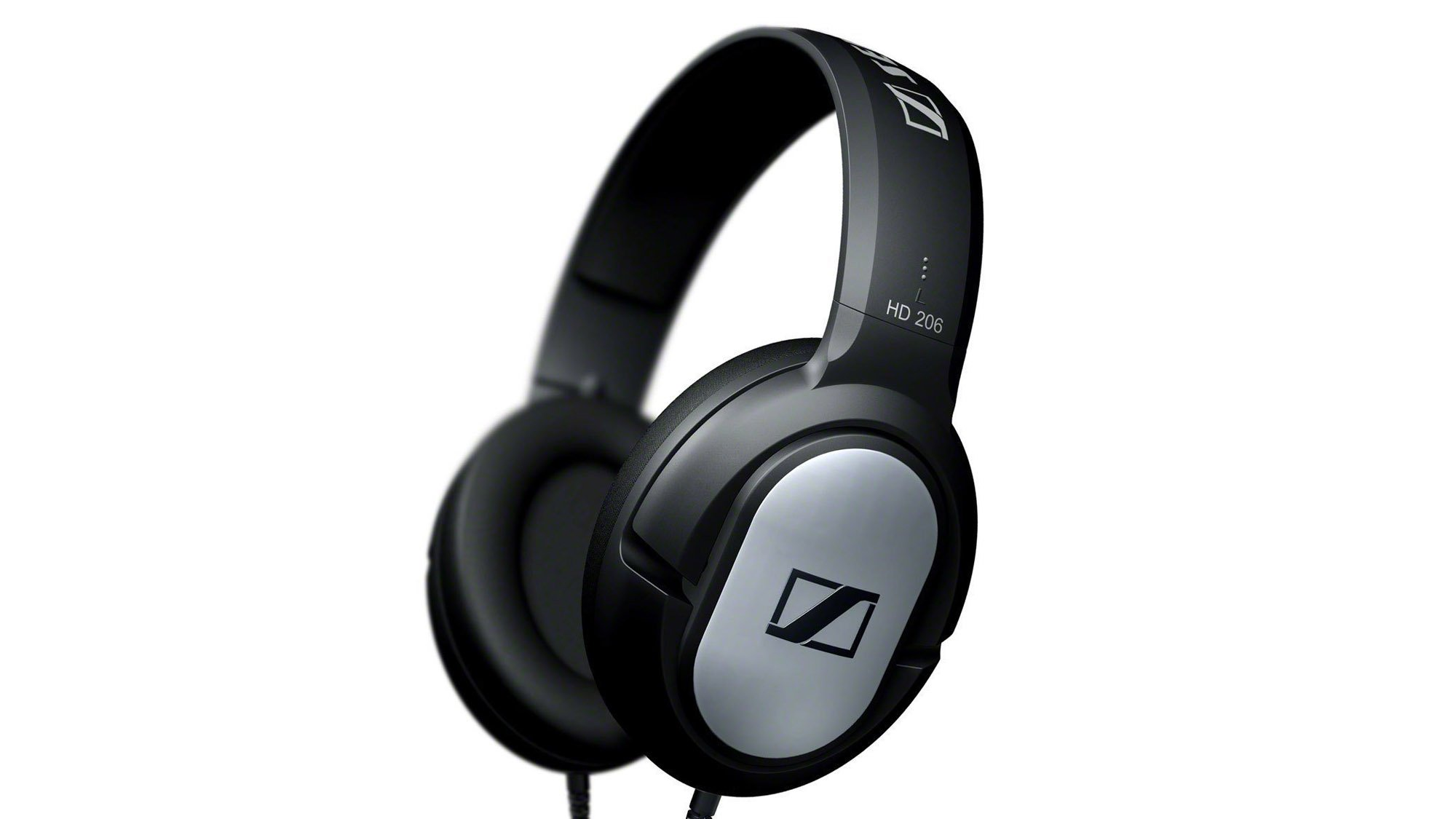 cc7978fc0af042 The Sennheiser HD201 was regarded as one of the best budget reference  headphones money can buy, and the HD206 follow in their footsteps.