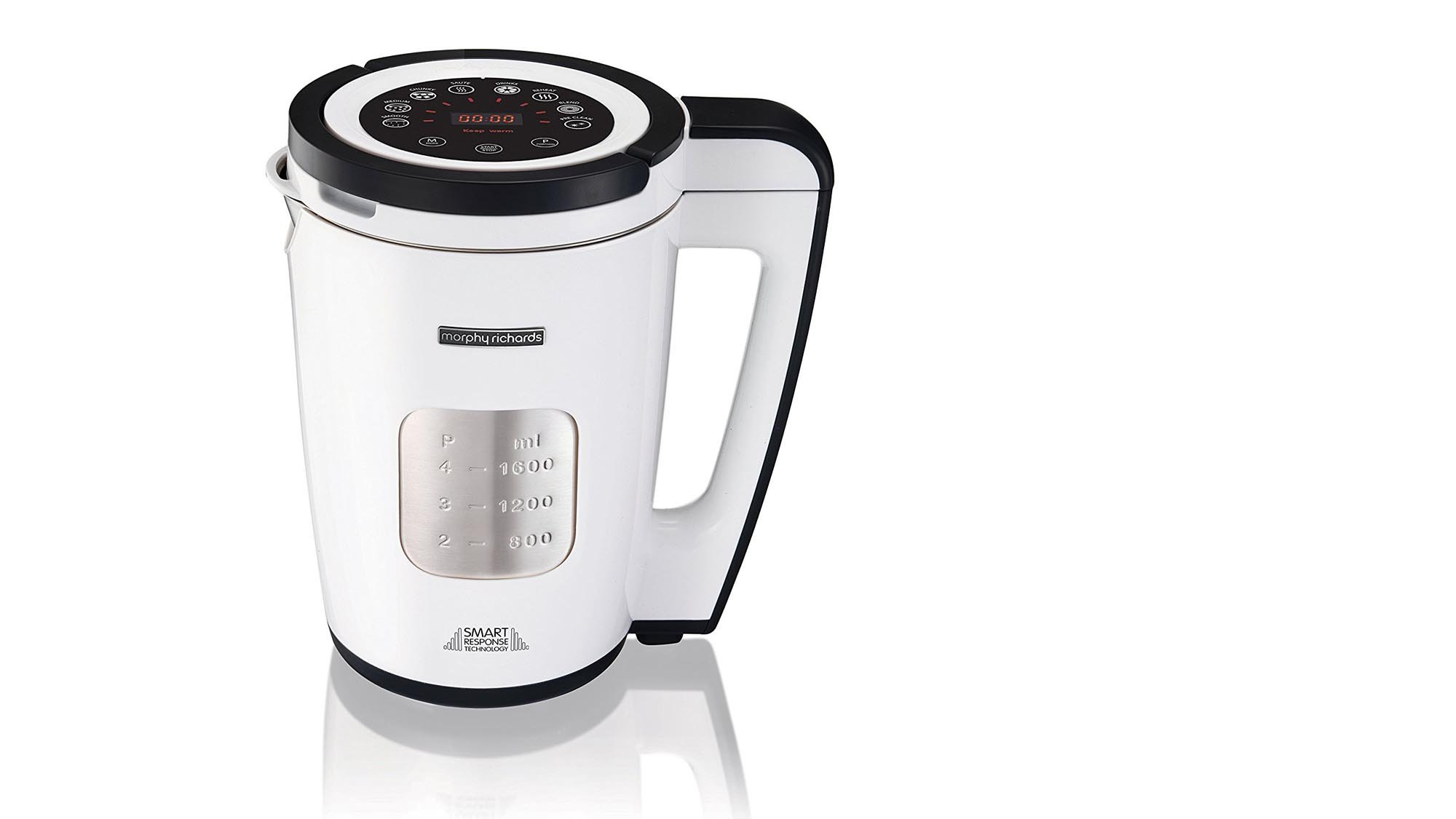 2019475f636 This kettle-style soup maker will make leftover soup a thing of the past  thanks to its innovative portion control – instead of having measurements  on the ...