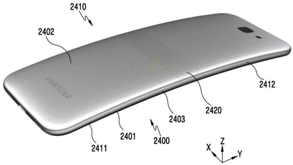 Samsung Galaxy X We Could See Samsung S Folding Phone As Early As