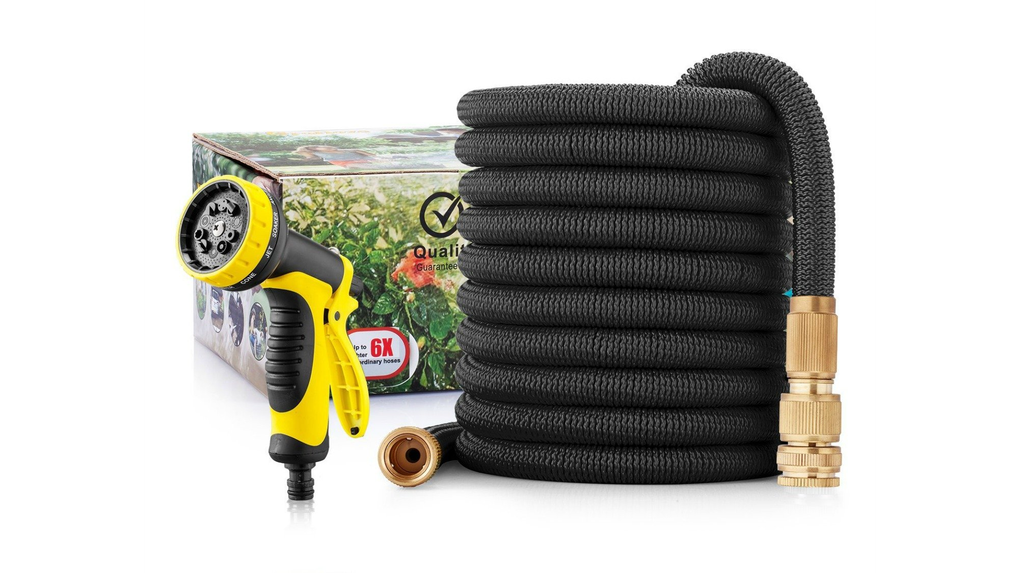 Watch How to Choose the Right Garden Hose video