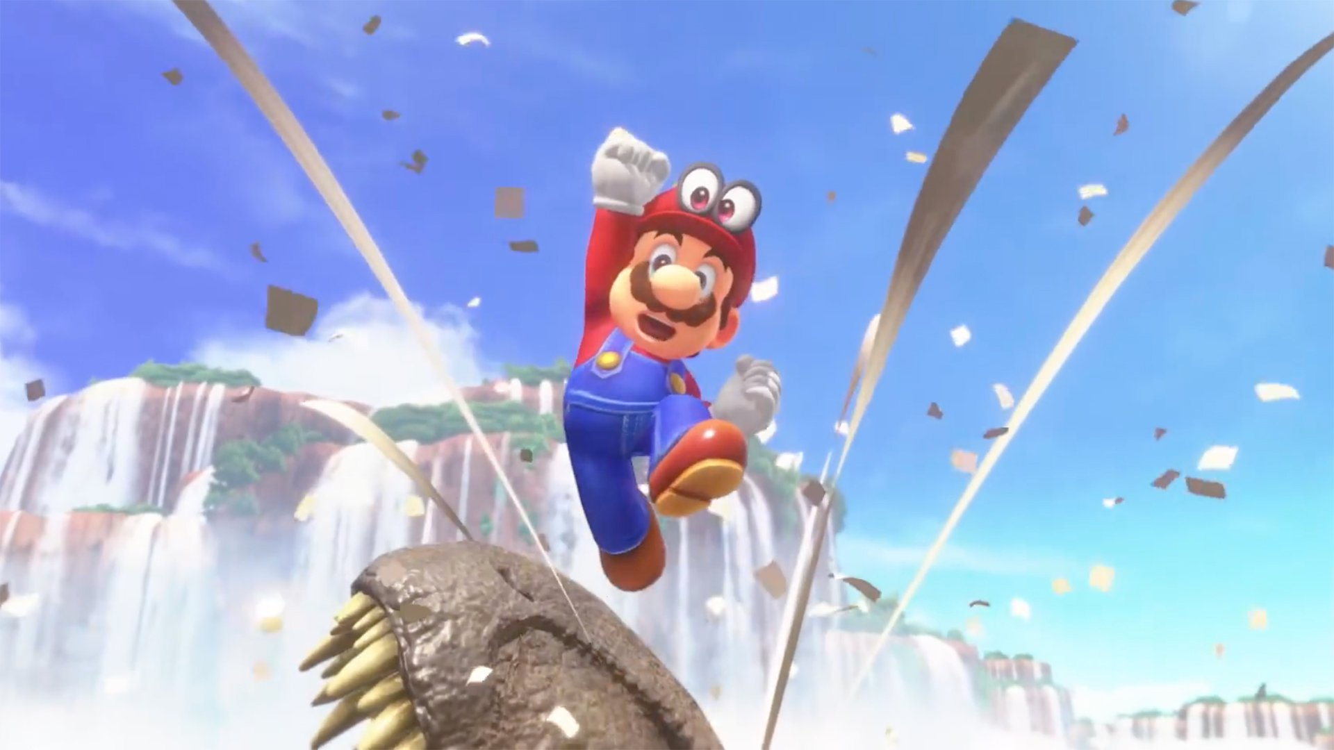 Super Mario Odyssey hands-on: This could well be the best