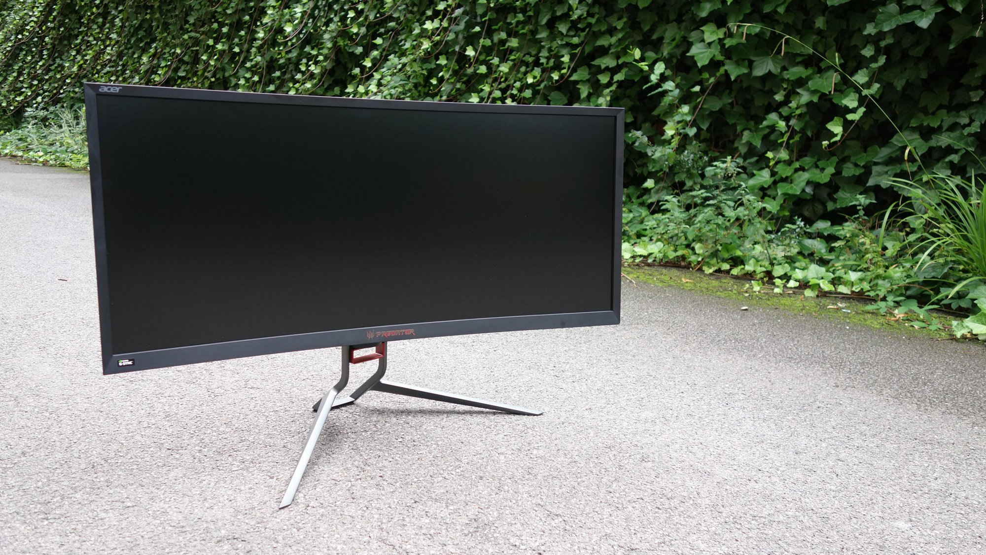 Acer Predator Z35P review: A great-looking gaming monitor
