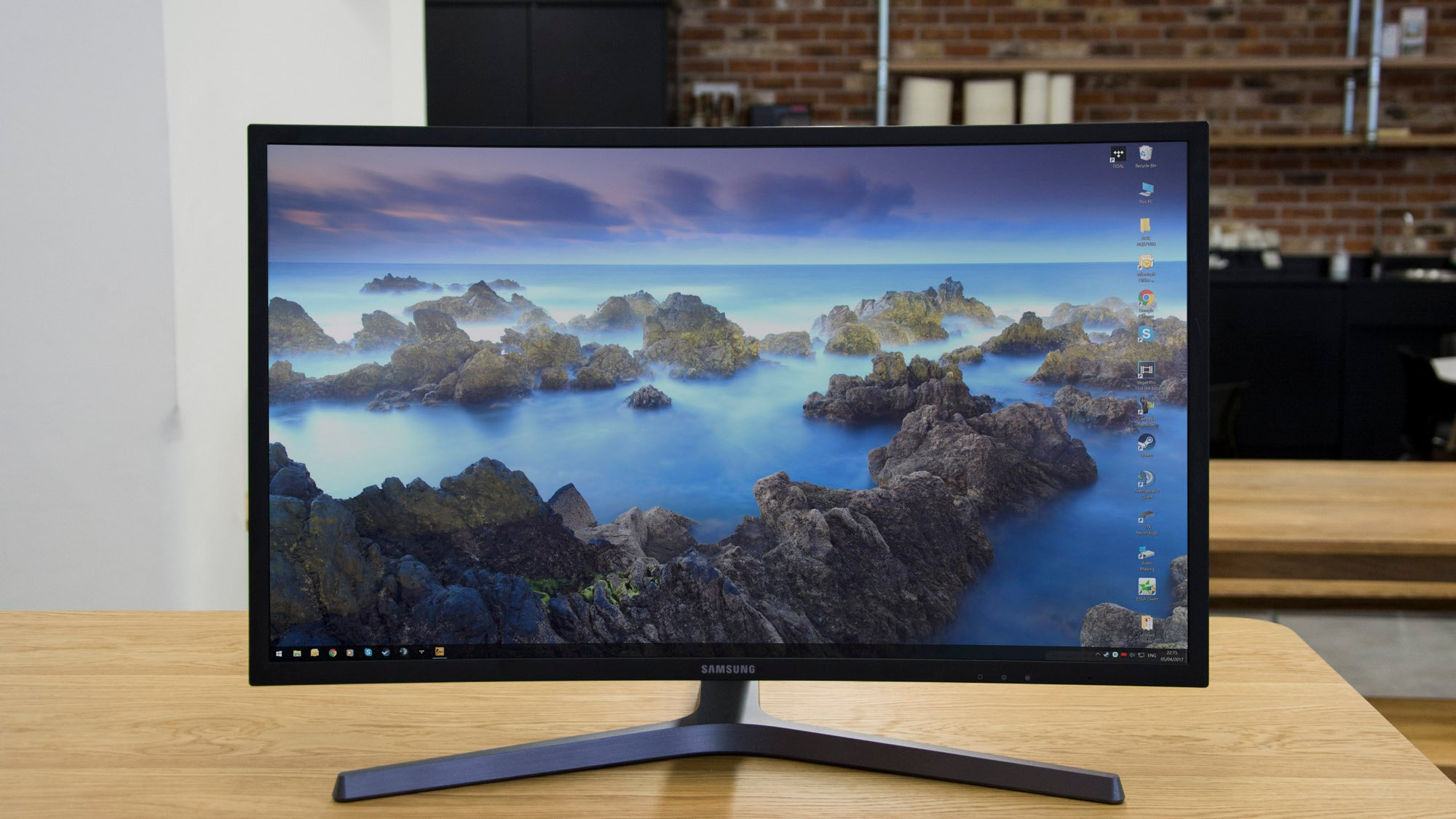 Samsung CHG70 review (C27HG70): The world's first HDR gaming monitor