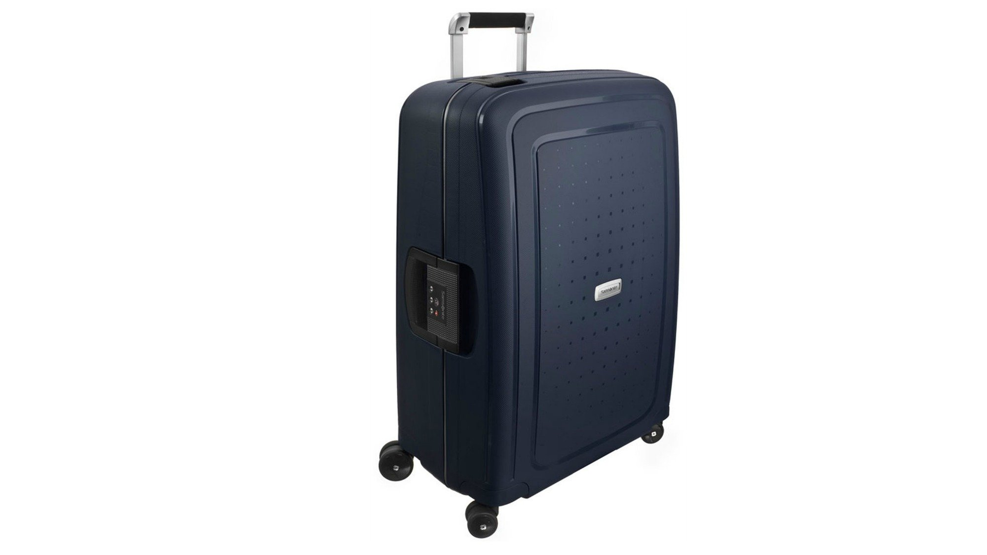 58c4908dcf51 Samsonite s S cure suitcase strikes a good balance of portability and  protection. A waterproof seal keeps the rain out