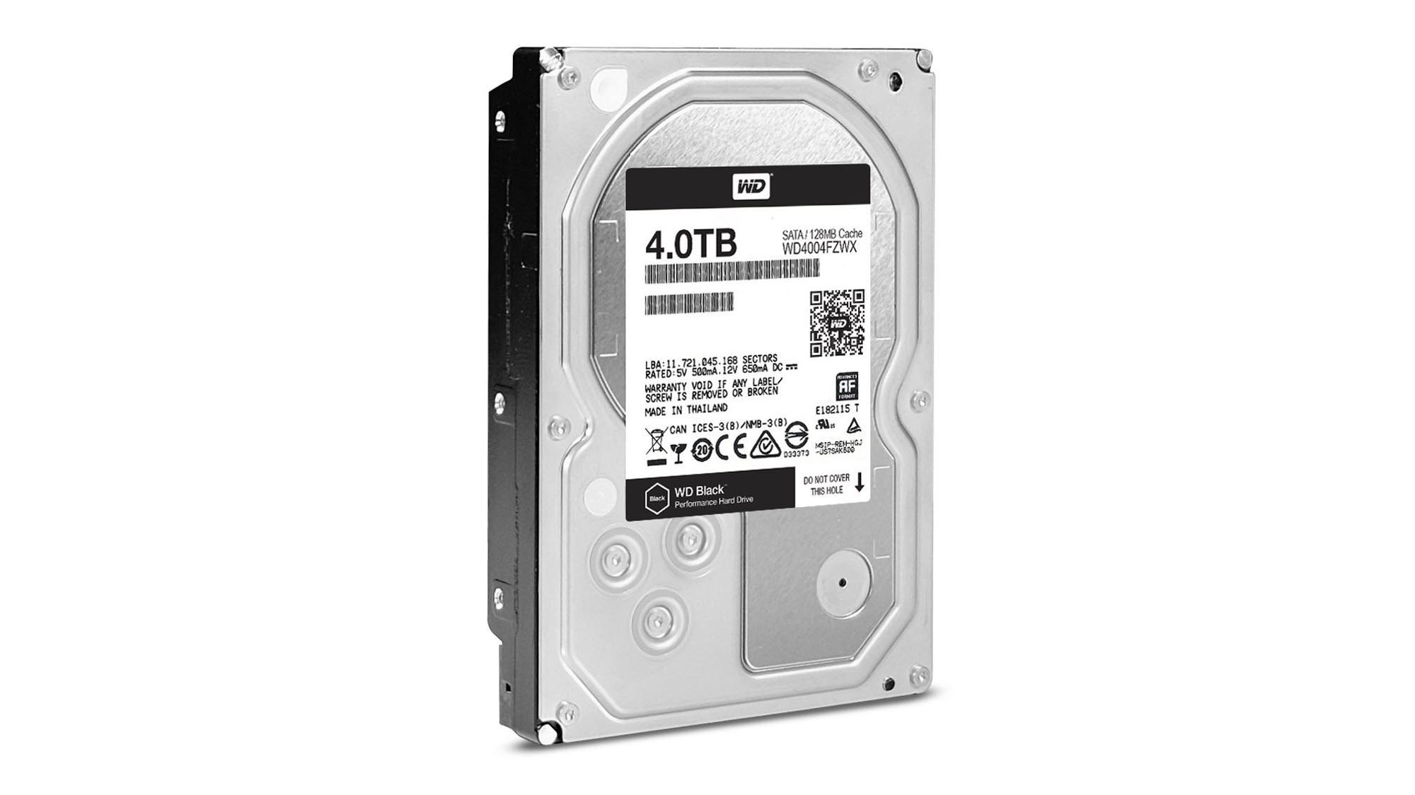 Best Internal Hard Drives 2018 The High Capacity Hdds To Buy Seagate Expansion 1tb Hdd Hd Hardisk Harddisk External 25 Wd Black Range Has A Reputation For Performance But We Found Speeds Werent Quite As Fast Barracuda Pro 6tb Drive