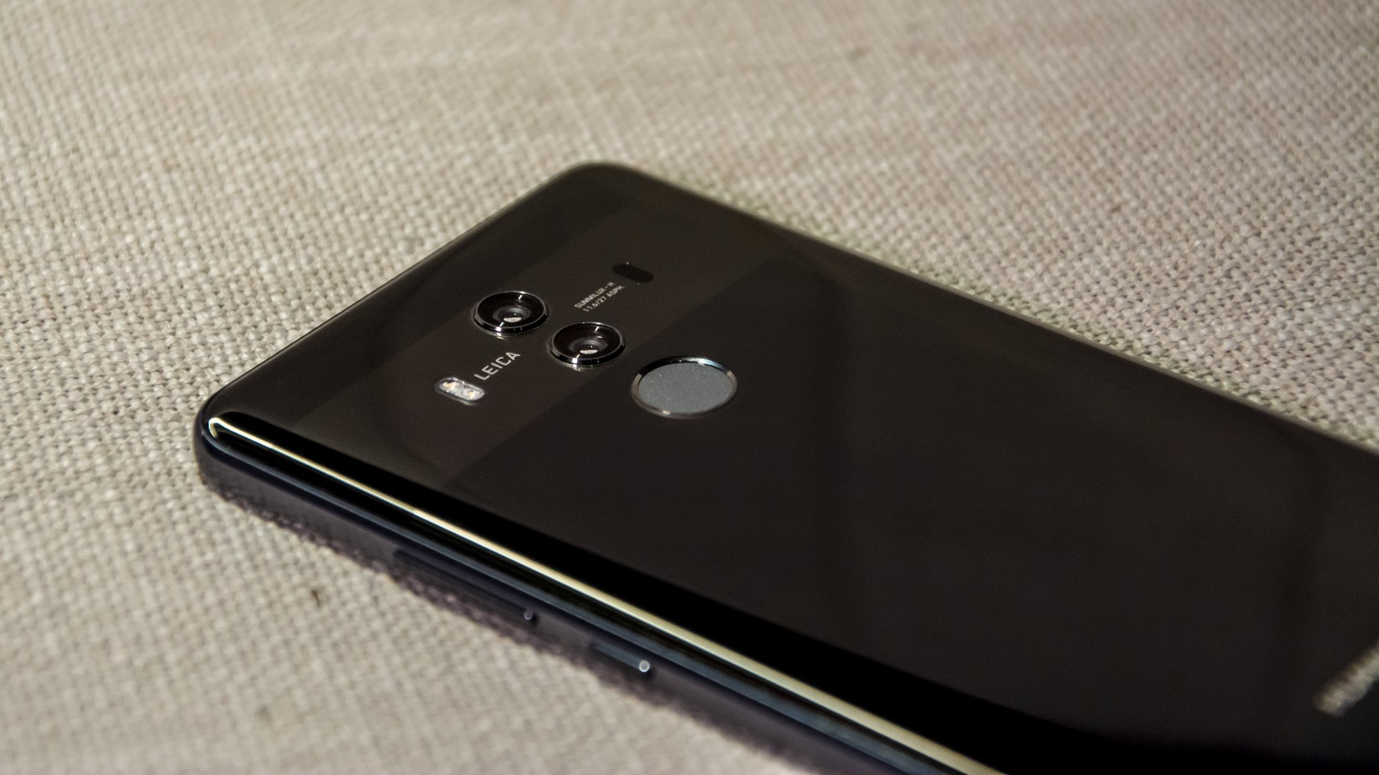 best sneakers 222b4 9364d Huawei Mate 10 and Mate 10 Pro review: Huawei's fantastic phablet ...