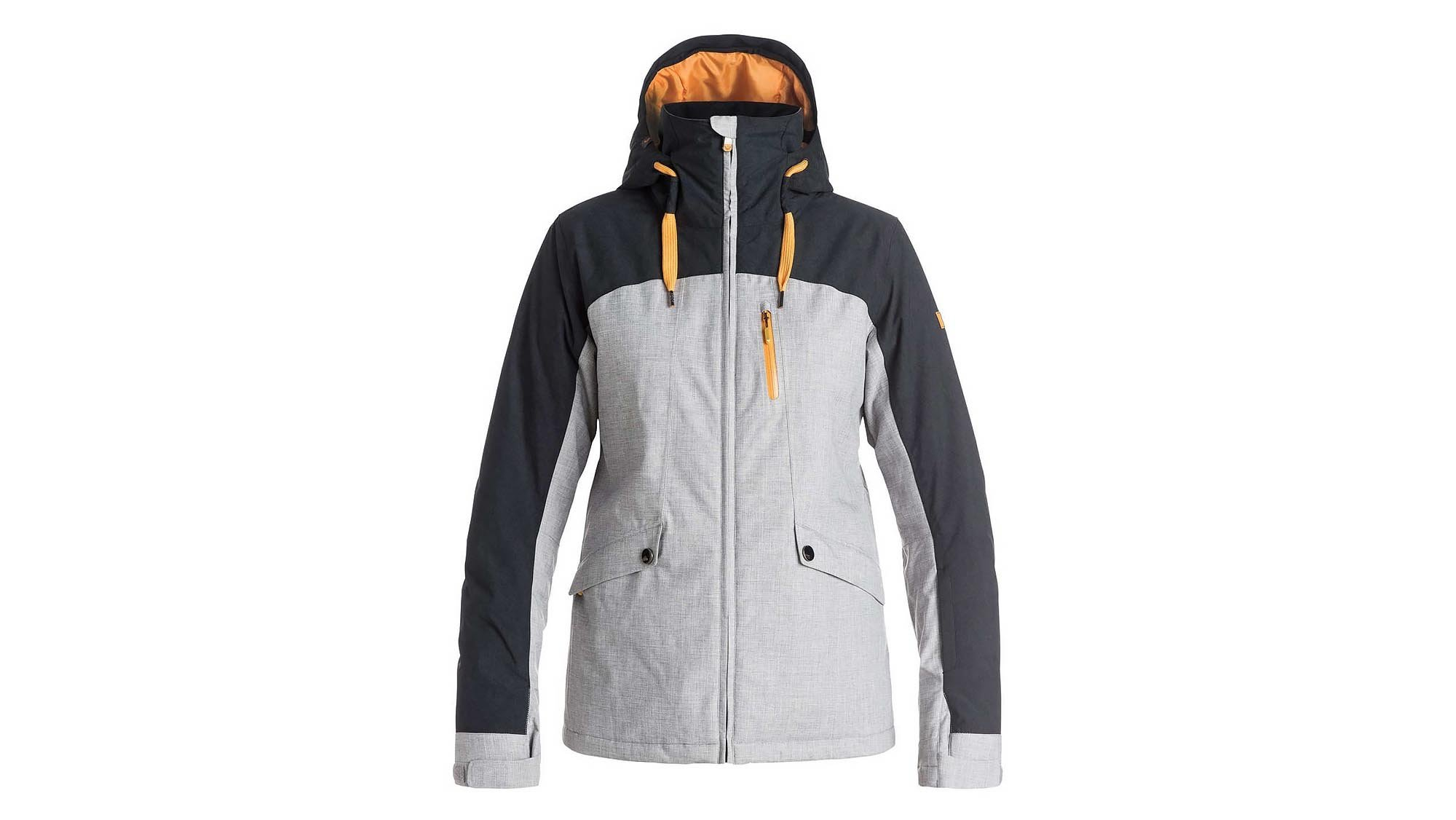 634f06153a Roxy s stylish Wildlife jacket packs in all the design features you d want  in a ski outer