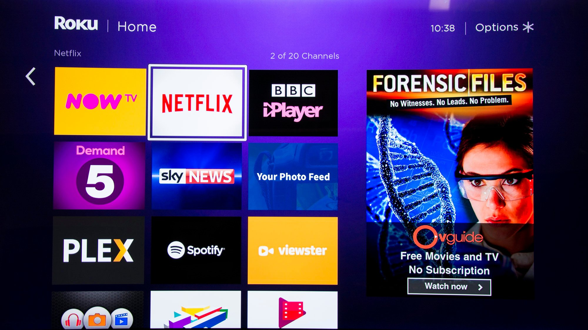 Amazon Fire TV Stick vs Chromecast vs Now TV Stick vs Roku Streaming