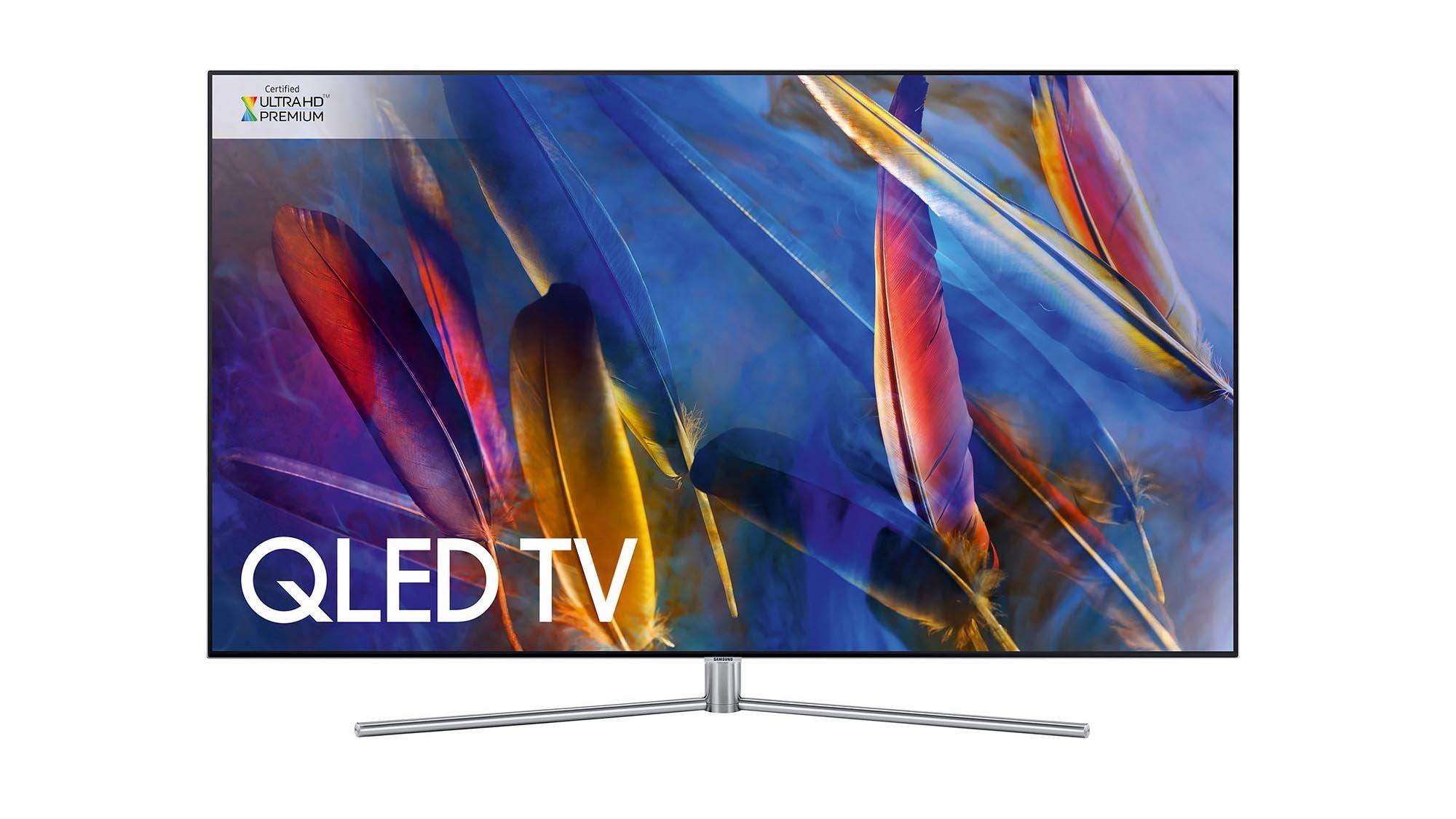 Samsung QLED Q7F (QE49Q7F) review: Samsung's QLED tech hits the spot