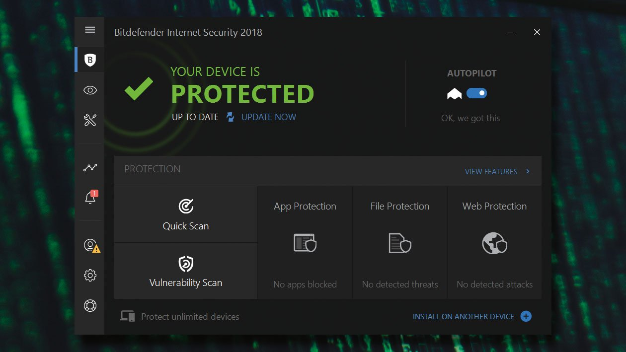 Family internet protection software