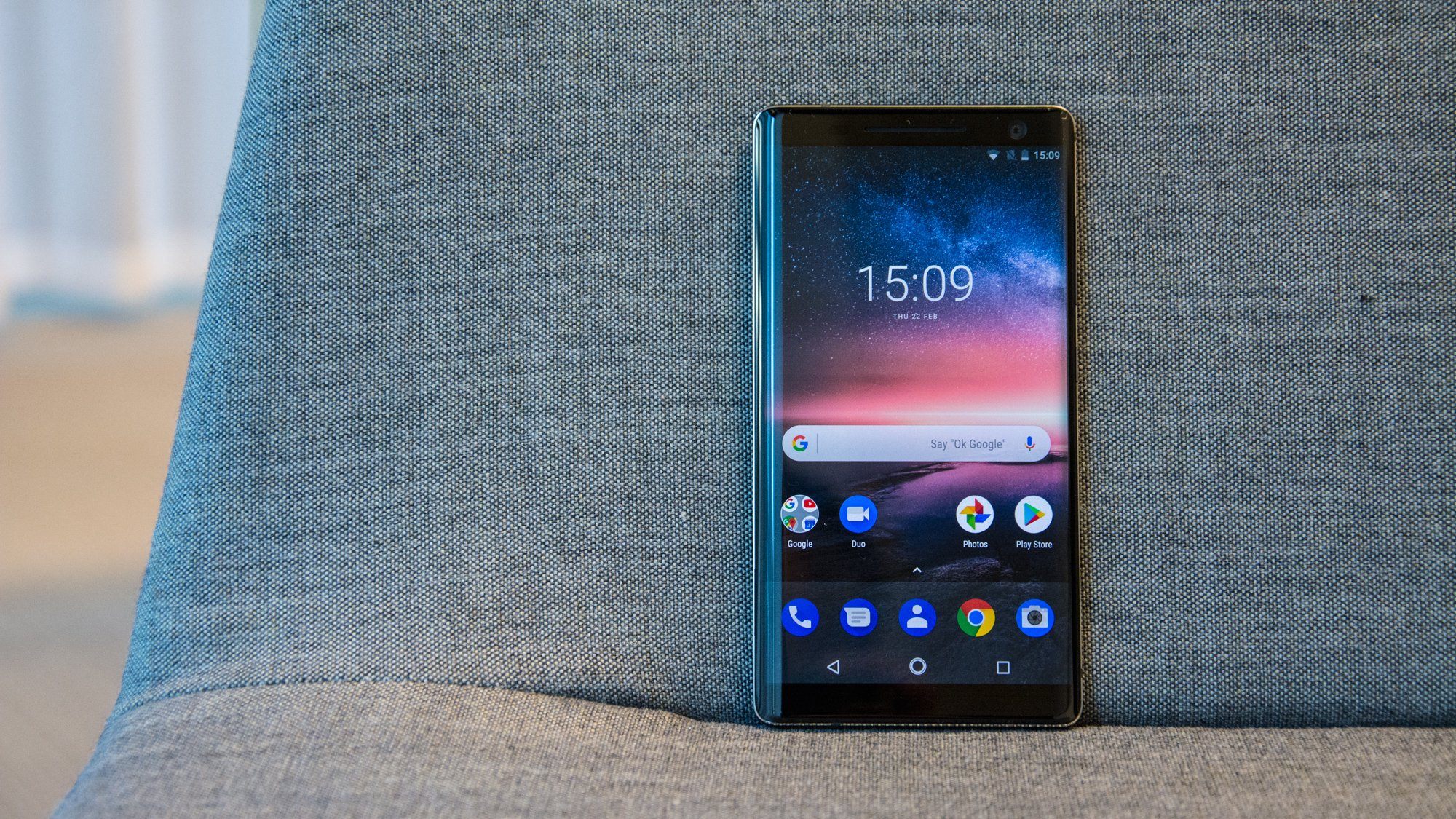 Nokia 8 Sirocco Review Nokia S First Flagship Shakes