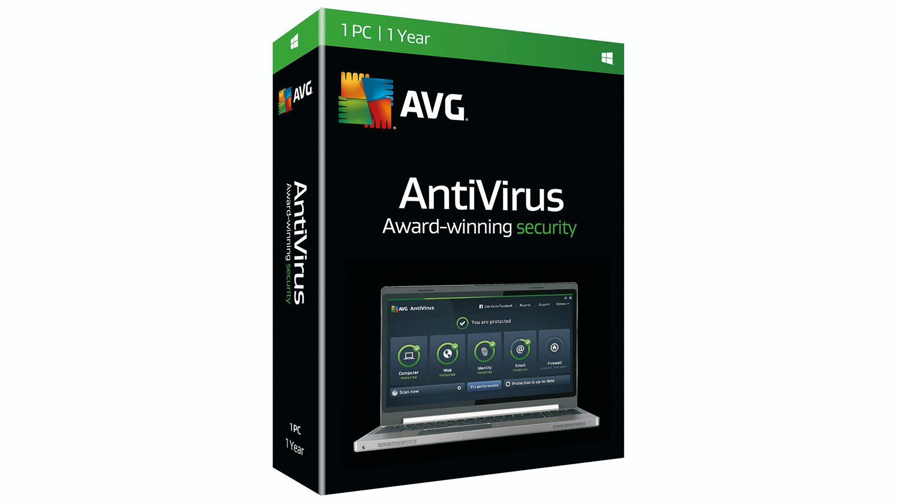 AVG Free Antivirus review: A decent free option, but go for Avast
