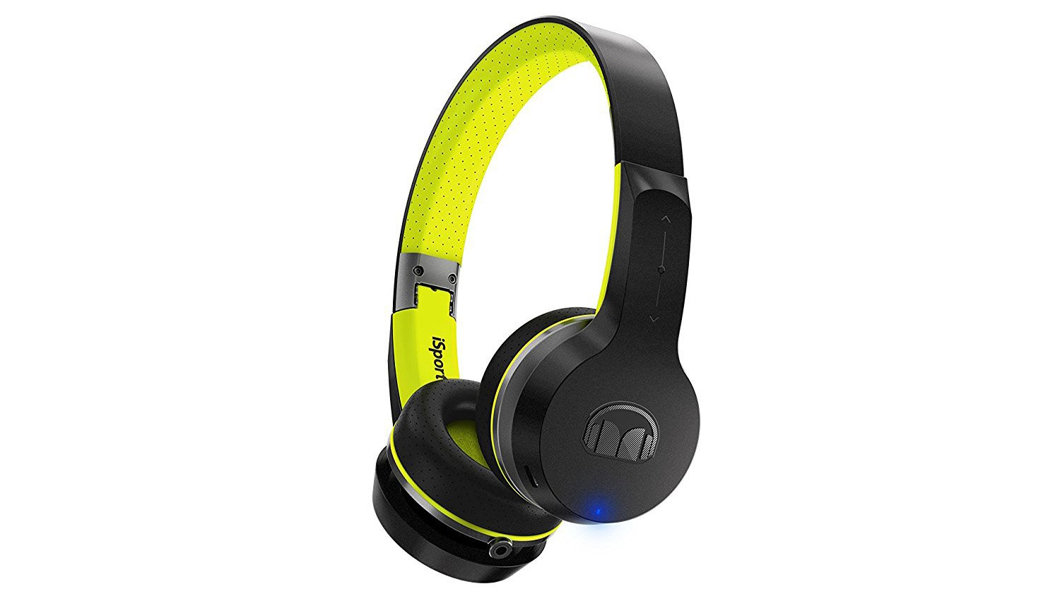 1d55593d231 On-ear running headphones give a more expansive sound than earbuds, and  their larger bodies can accommodate a bigger battery. The Monster iSport  Freedom 2 ...