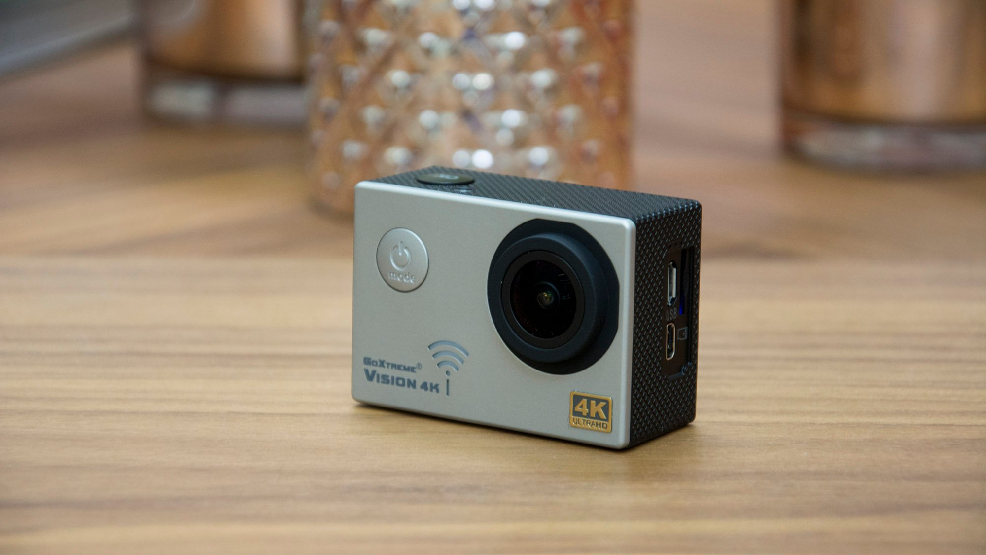 Goxtreme Vision 4k Review A Low Cost Action Camera But Is It X Pro 6s 12 Mp For Around 70 Theres The Akaso Ek7000 And Apeman If You Want An Ultra Budget Yi Discovery At 43