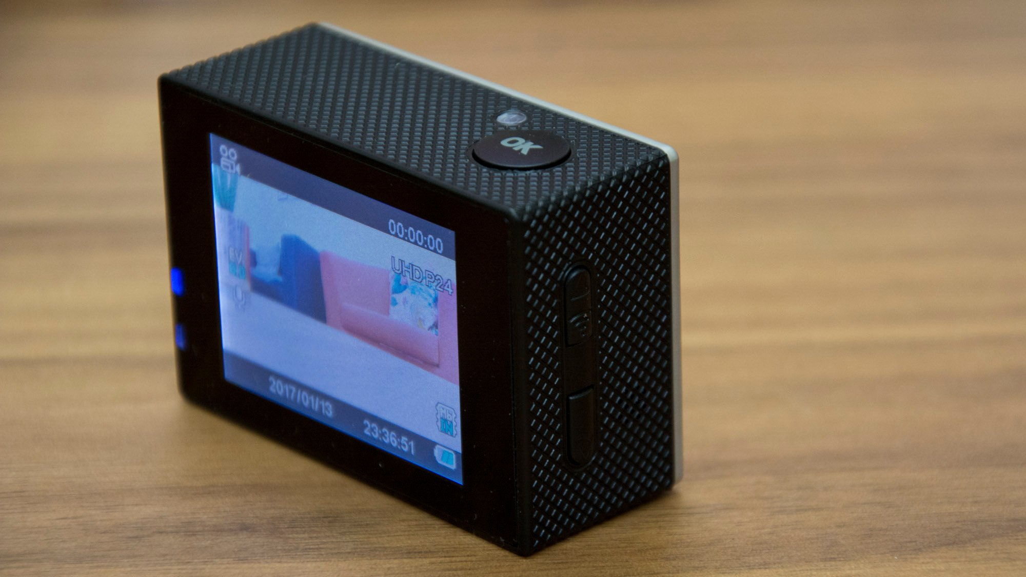 GoXtreme Vision 4K review: A low-cost 4K action camera, but