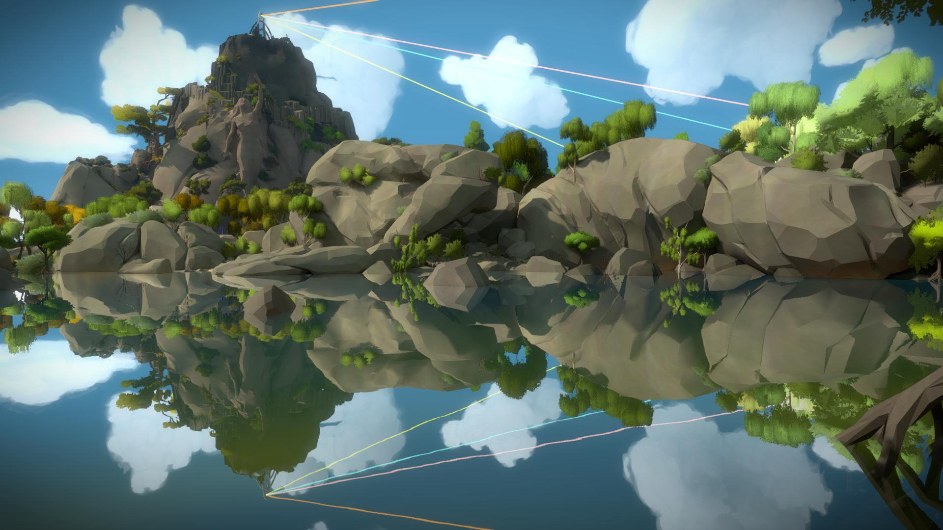 explore the puzzling world of the witness in april 2018 u0026 39 s