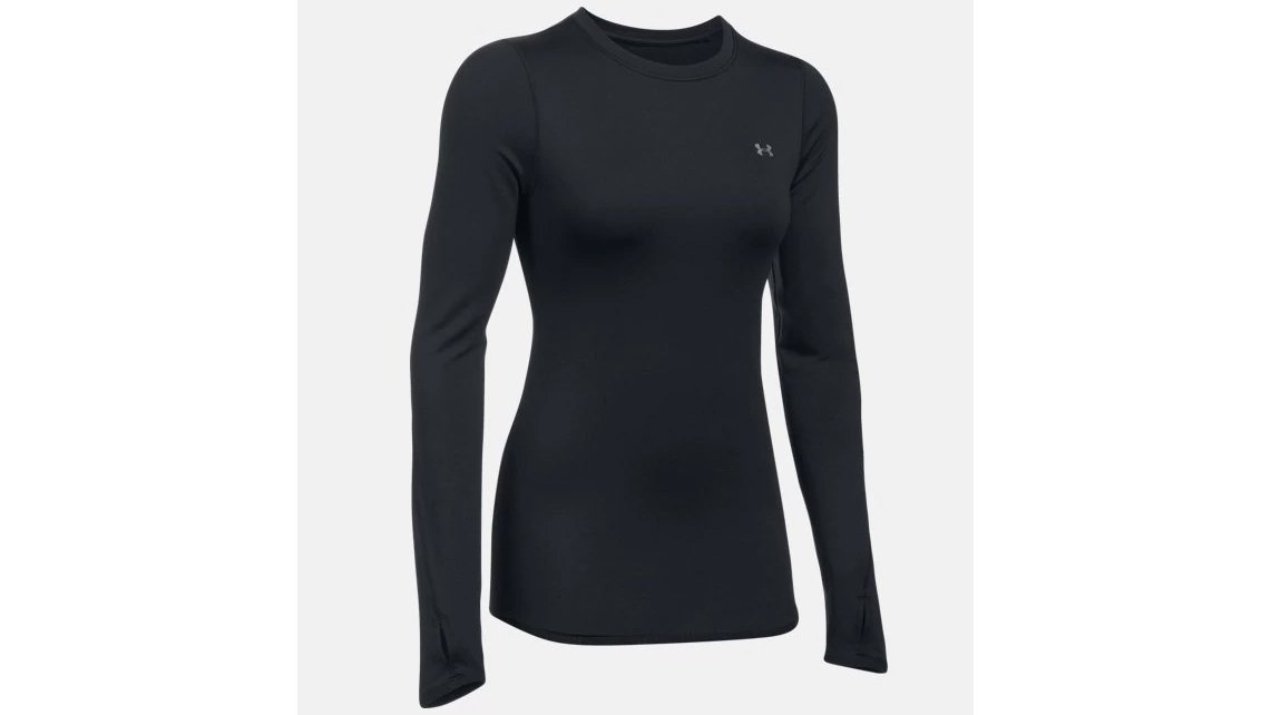 b2489cadc A firm favourite with gym fans and sporty types, Under Armour's Cold Gear  range can be relied on when temperatures drop. A simple, slick design and a  ...