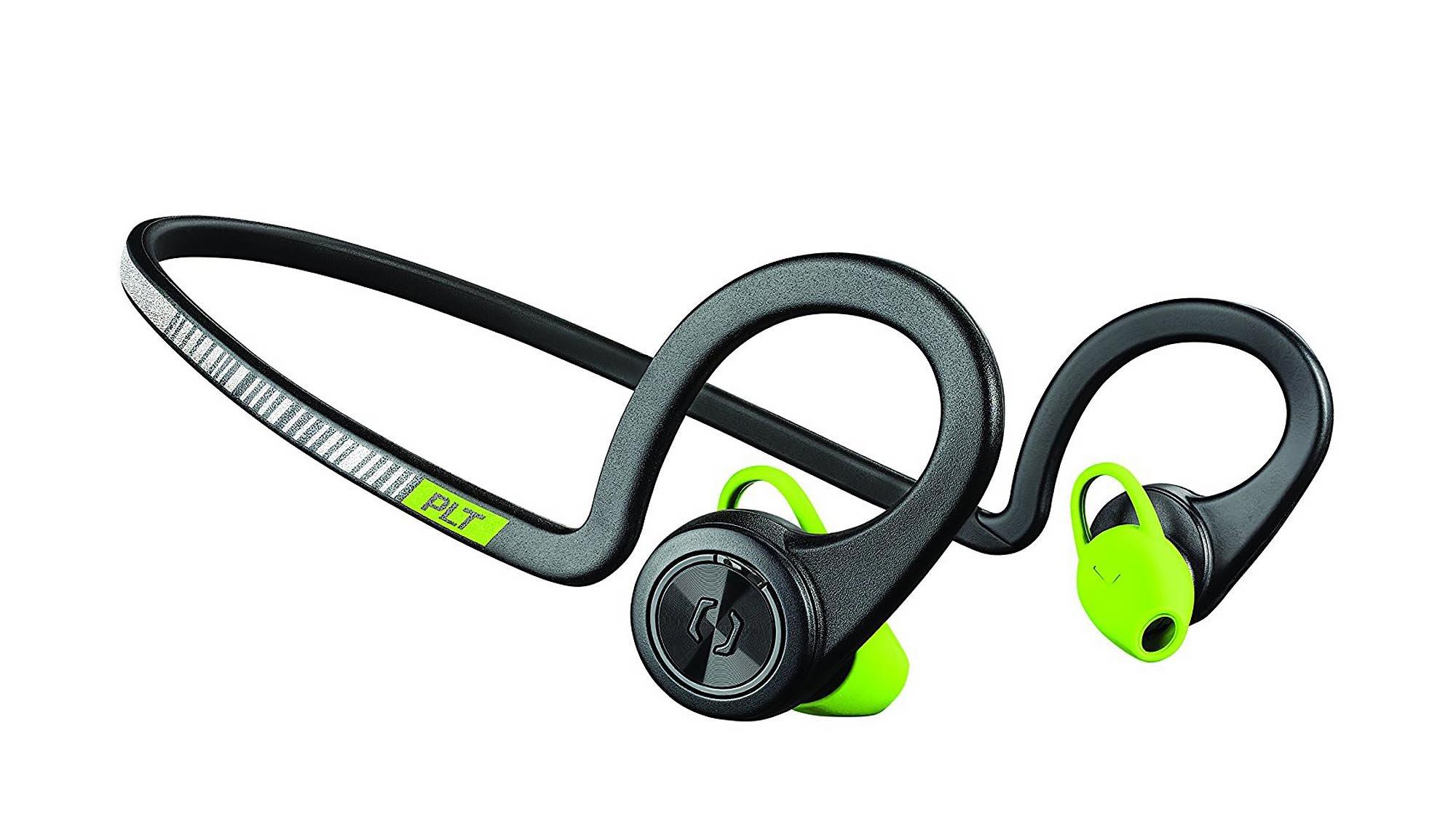 Wireless earphones white - wireless workout earphones plantronics