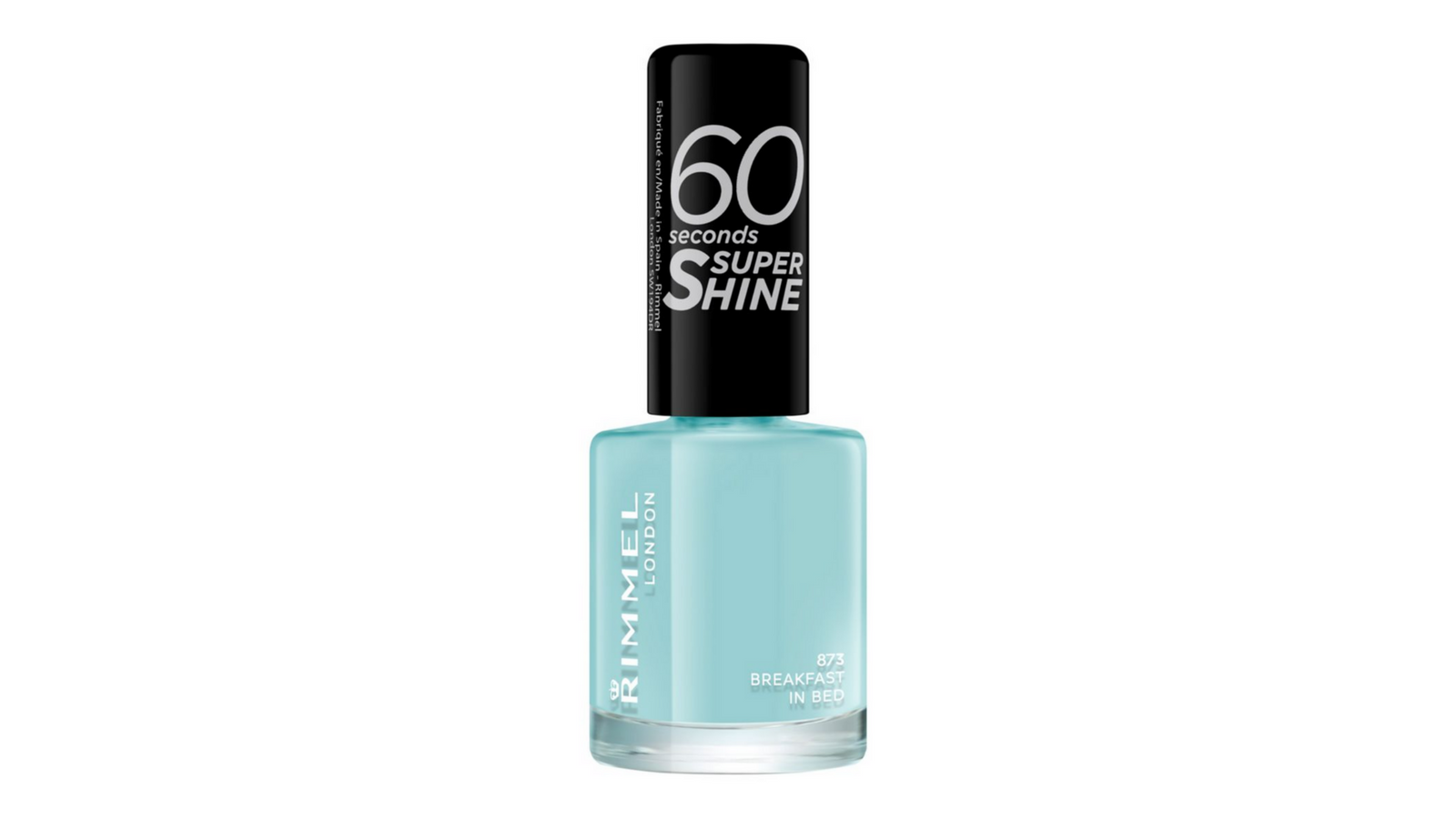 """For a high-street brand – and oh-so cheap bottle of nail varnish – this is super-impressive. Although the """"one stroke application"""" on the label might be a ..."""