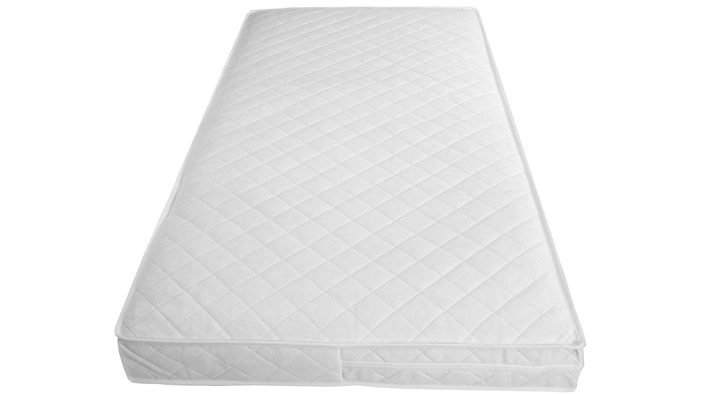 huge selection of 41fd2 c1915 Best cot mattress: Foam, fibre, spring, travel cot and cot ...