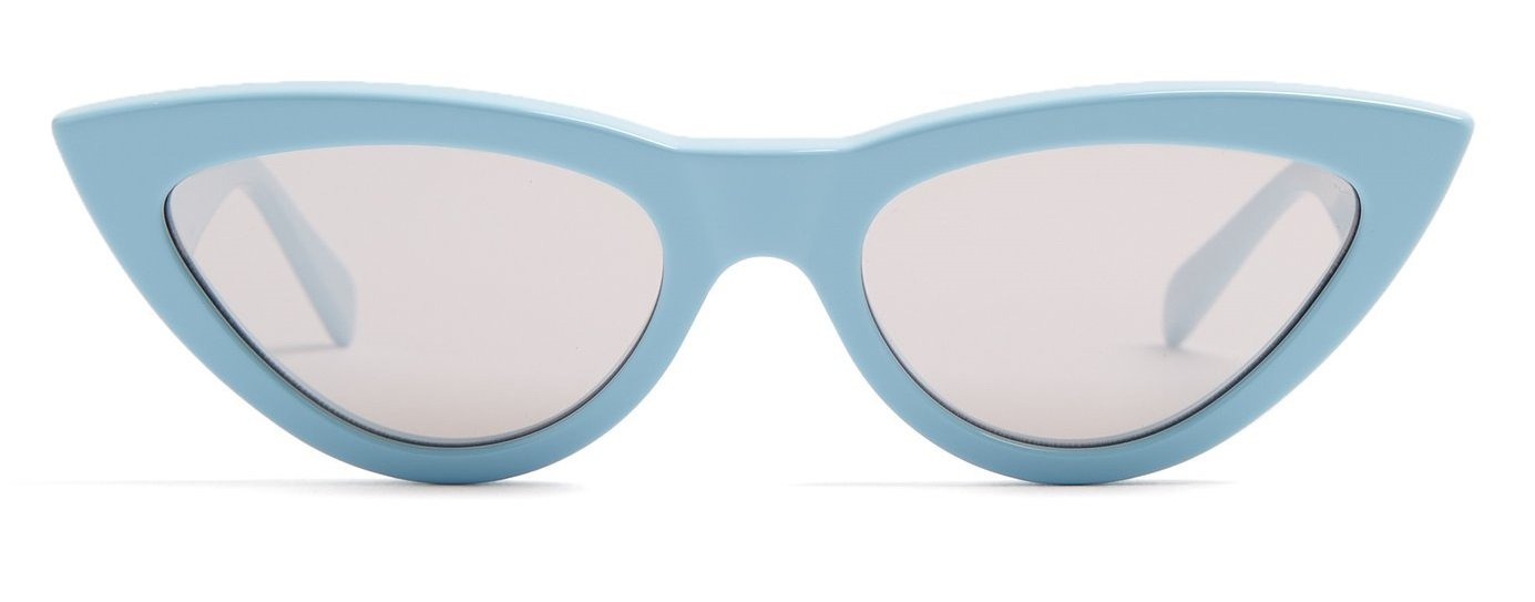 3a32d73ca0b Cat eye sunglasses are a very popular look for women at the moment