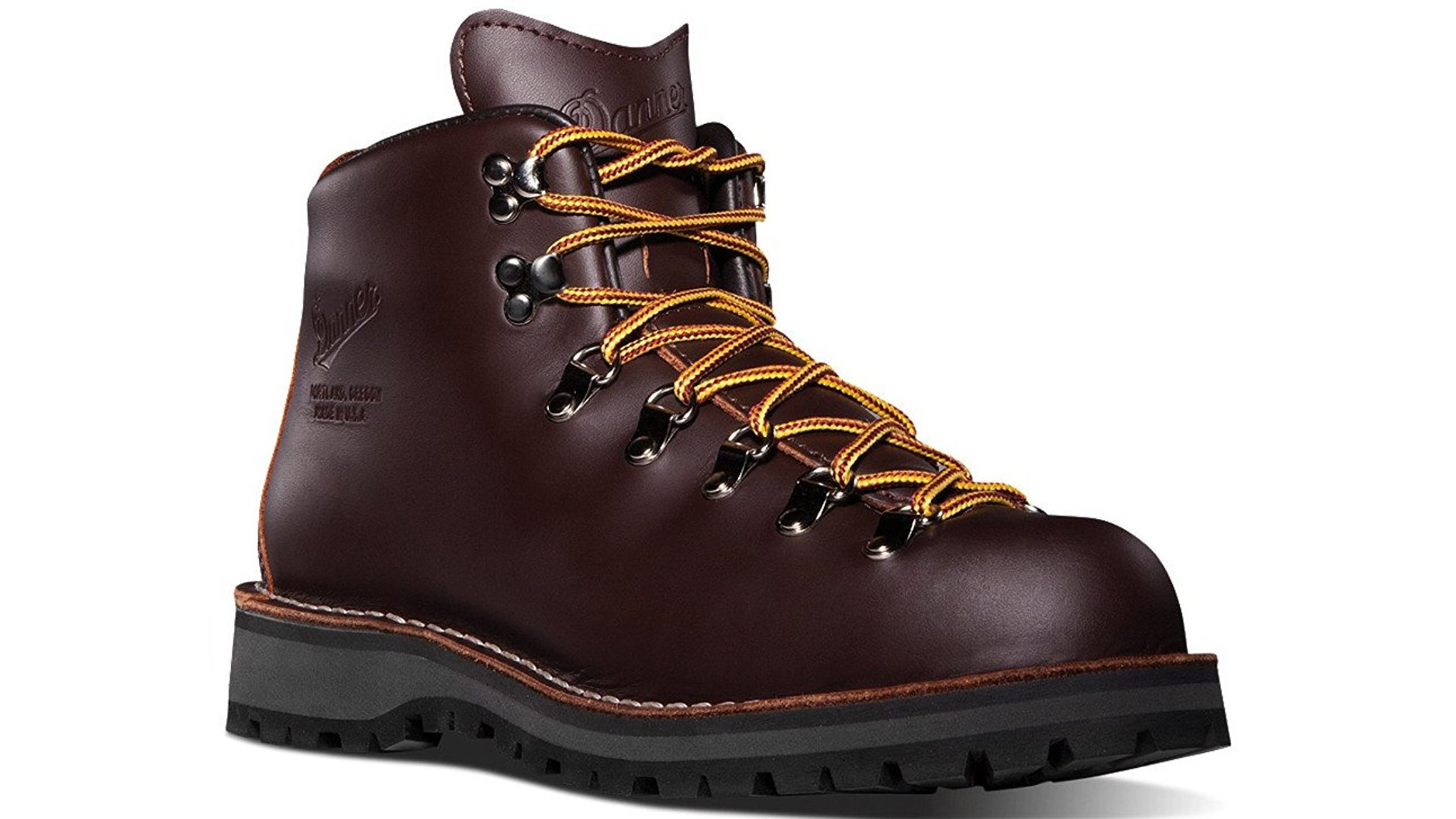lightweight leather walking boots