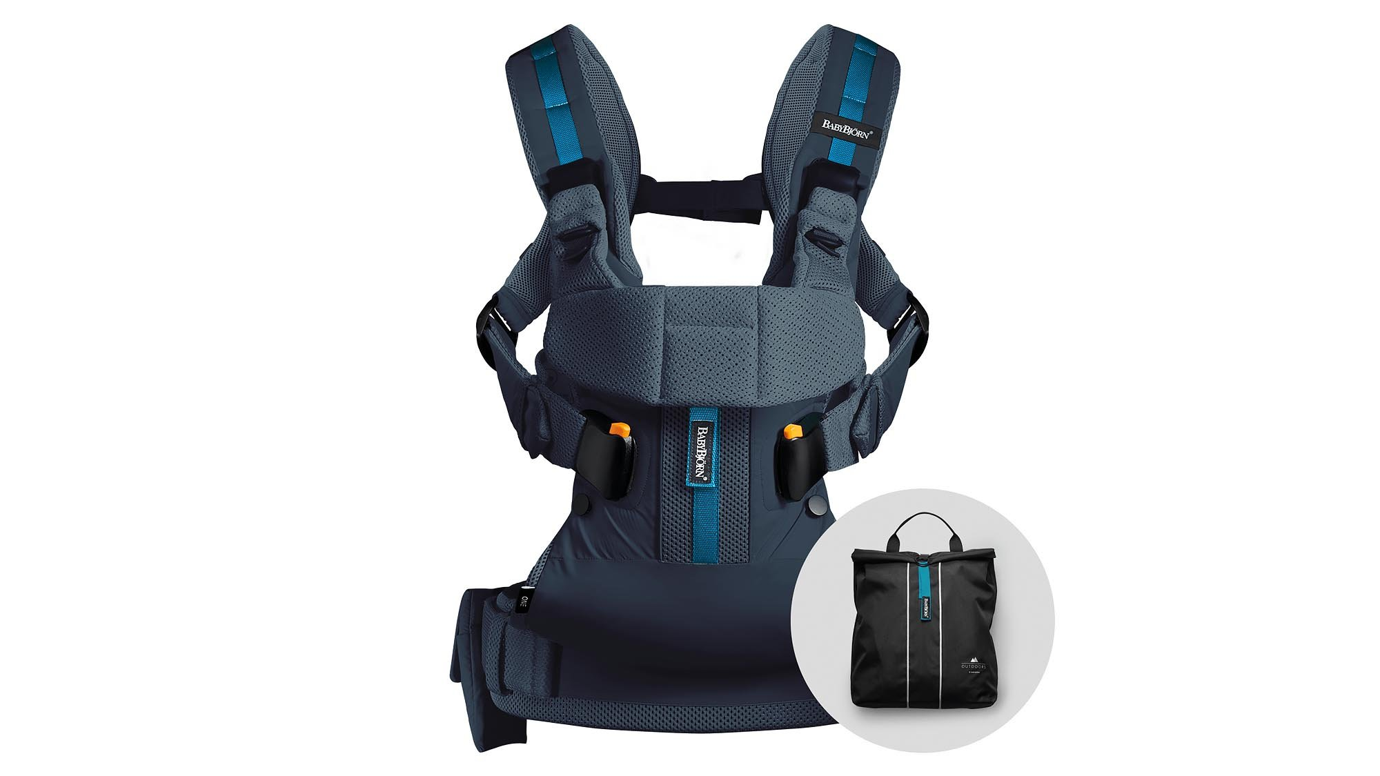 e71fe705010 This ruggedised version of Babybjörn s classic range of baby carriers is  perfect for longer walks and hikes. Clad in water- and dirt-resistant  material