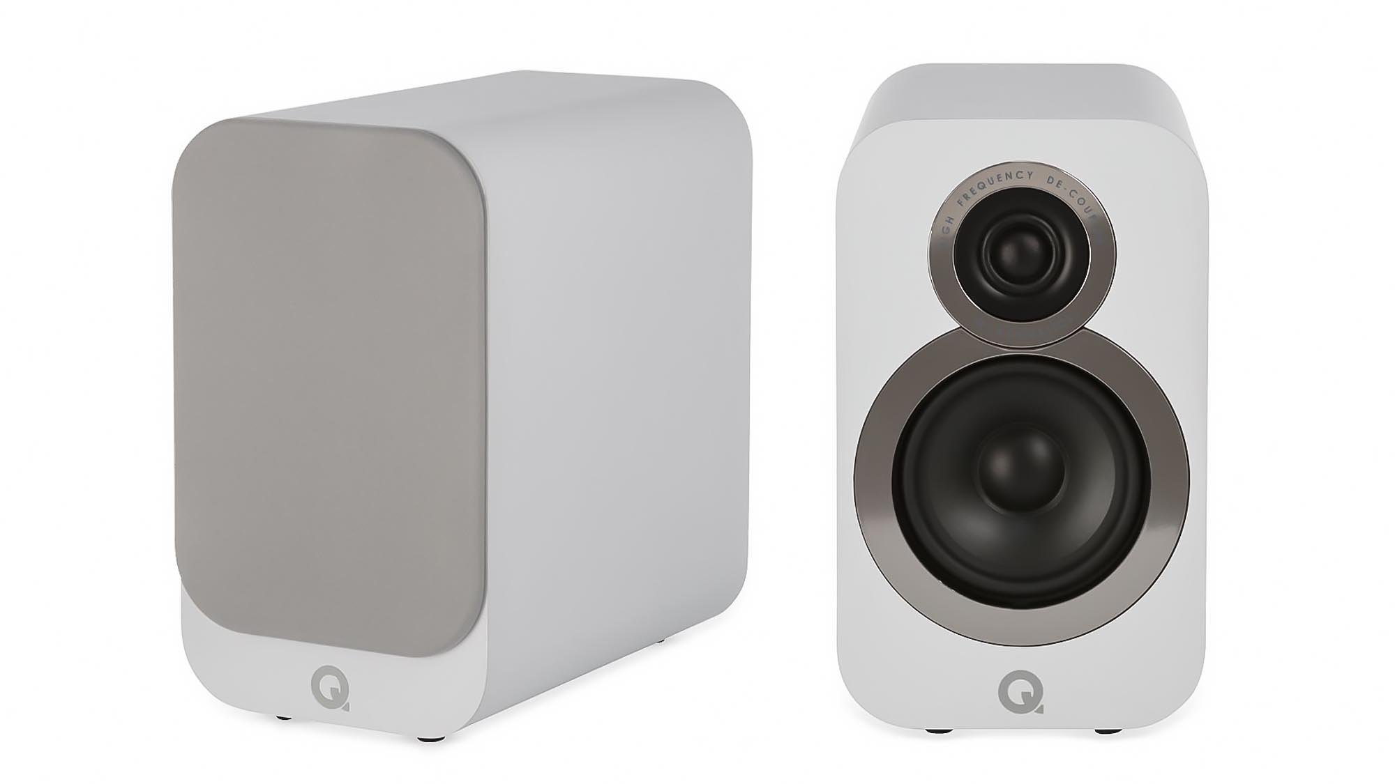 Q Acoustics Petite Little 3010 Punched Way Above Their Weight And Theyre Still Worth Picking Up If You Can Find Them For A Good Price Check Out The