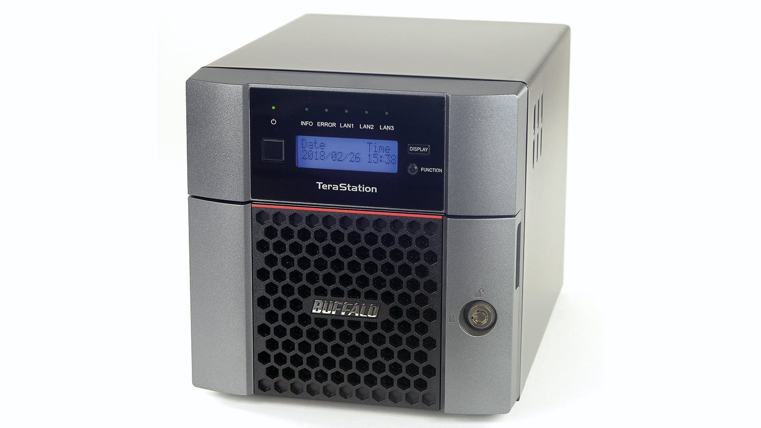 Buffalo TeraStation 5210DN review: An extremely fast NAS | Expert