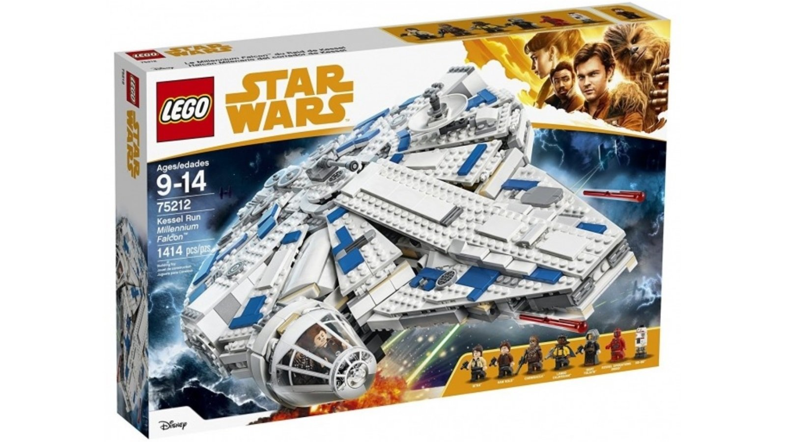 Best Lego Deals Millennium Falcon And More On Offer Expert Reviews