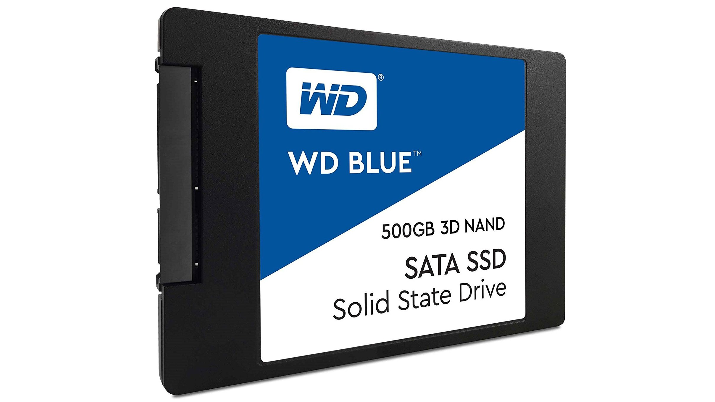 Wd Blue 3d 500gb Review A Perfectly Decent Mainstream Sata Ssd