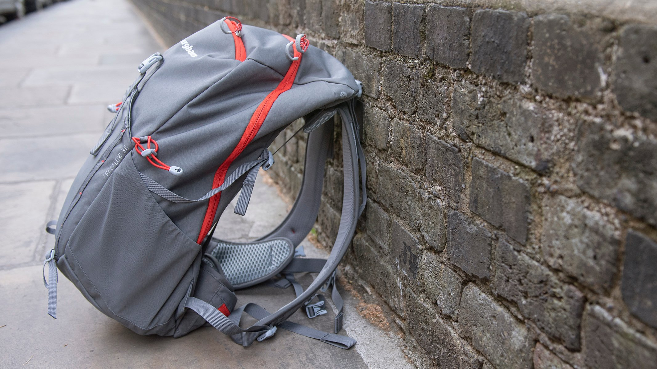 ec4c0bde08 You ll struggle to find a more practical daysack than the Berghaus Freeflow  30 at this price. Its standout feature is undoubtedly its curved back and  ...