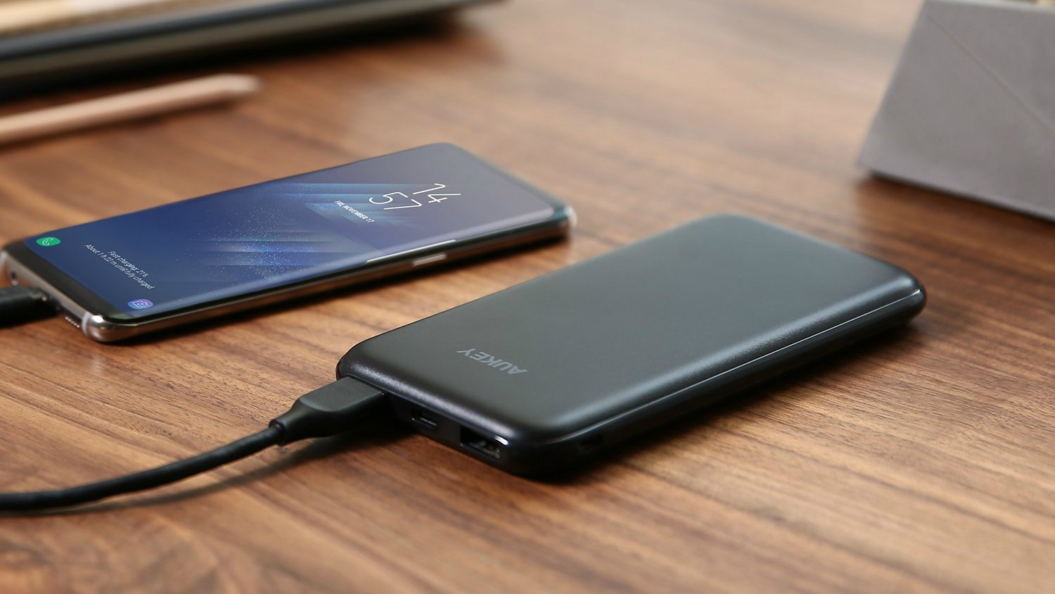 Best Power Banks In The Uk 2018 Top Portable Chargers You Can Samsung Galaxy S9 Free Anker Powerbank Mah 10000 Black If Youve Got A Recent Smartphone With Usb Type C Connection This Is Bank To Pack 10000mah Battery Good Charge Most Flagship Phones